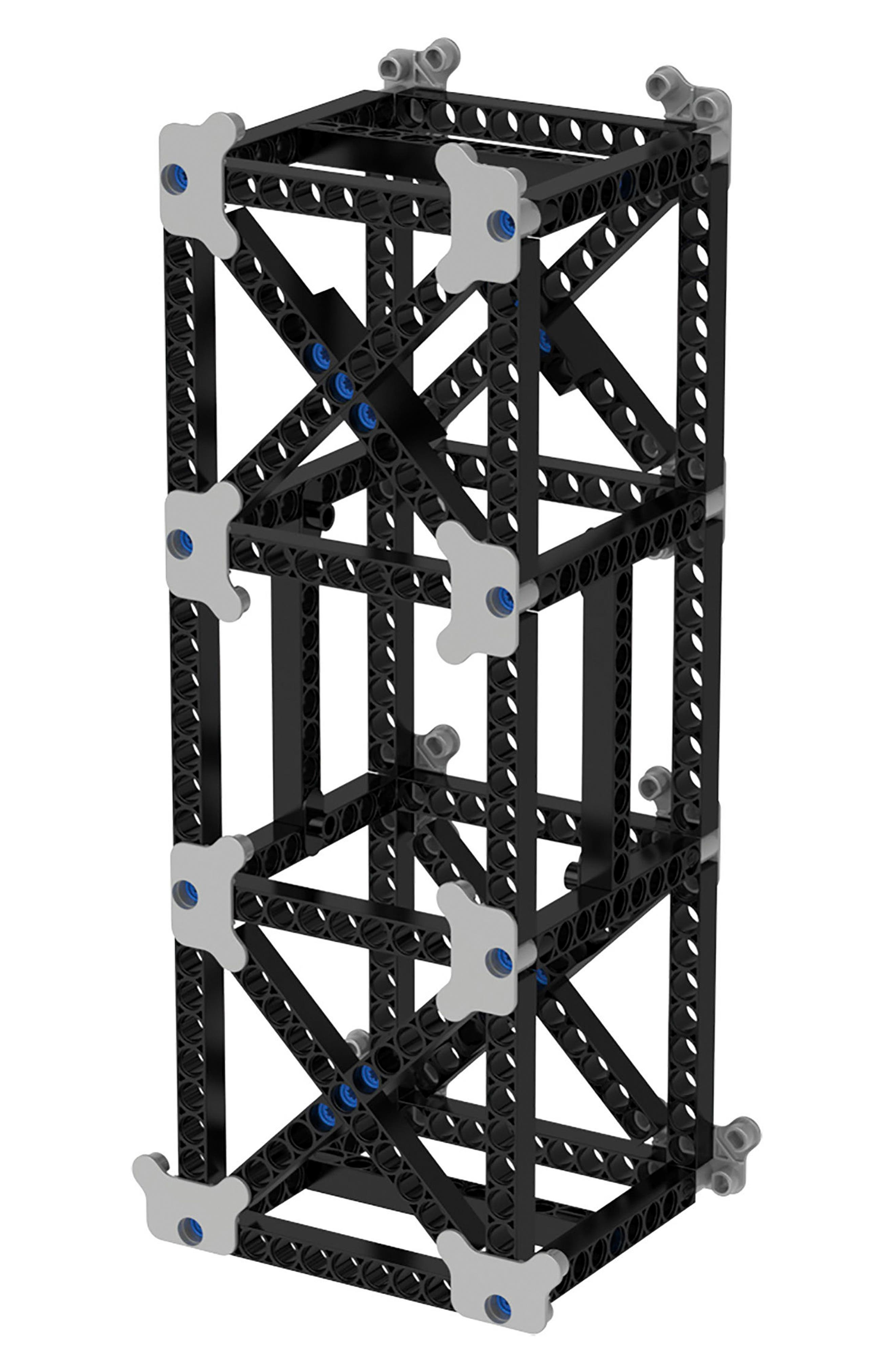 Alternate Image 28  - Thames & Kosmos Structural Engineering 323-Piece Bridges & Skyscrapers Building Kit
