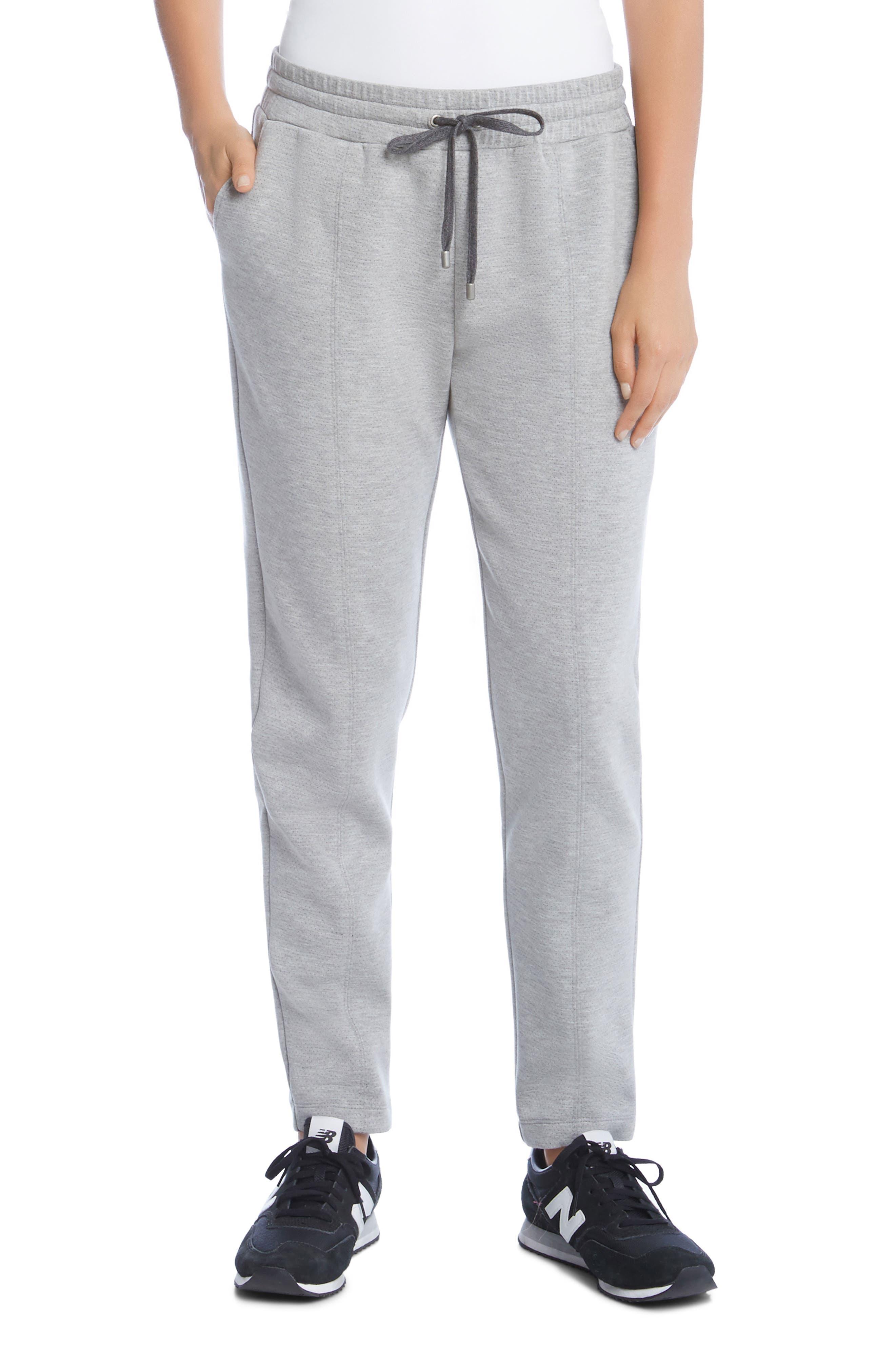 Alternate Image 1 Selected - Karen Kane Lounge Sweatpants