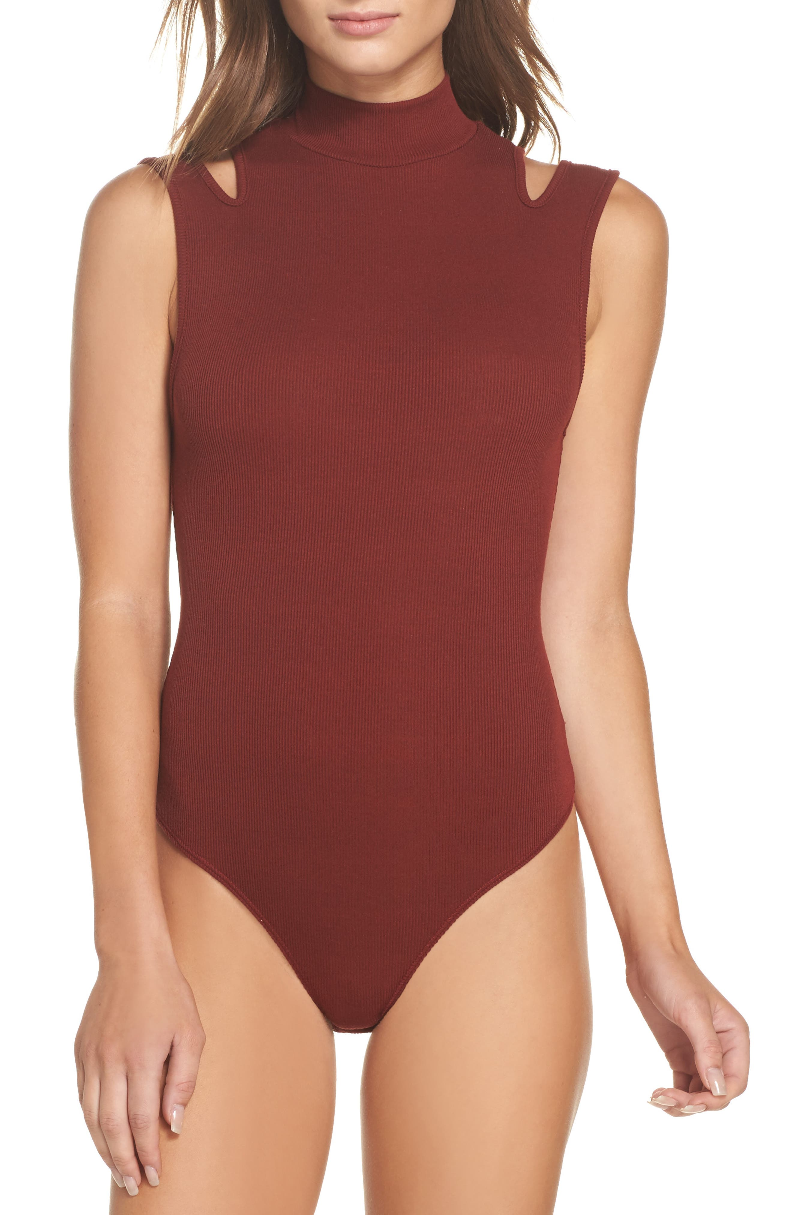 Free People Intimately FP Nothing But Rib Bodysuit