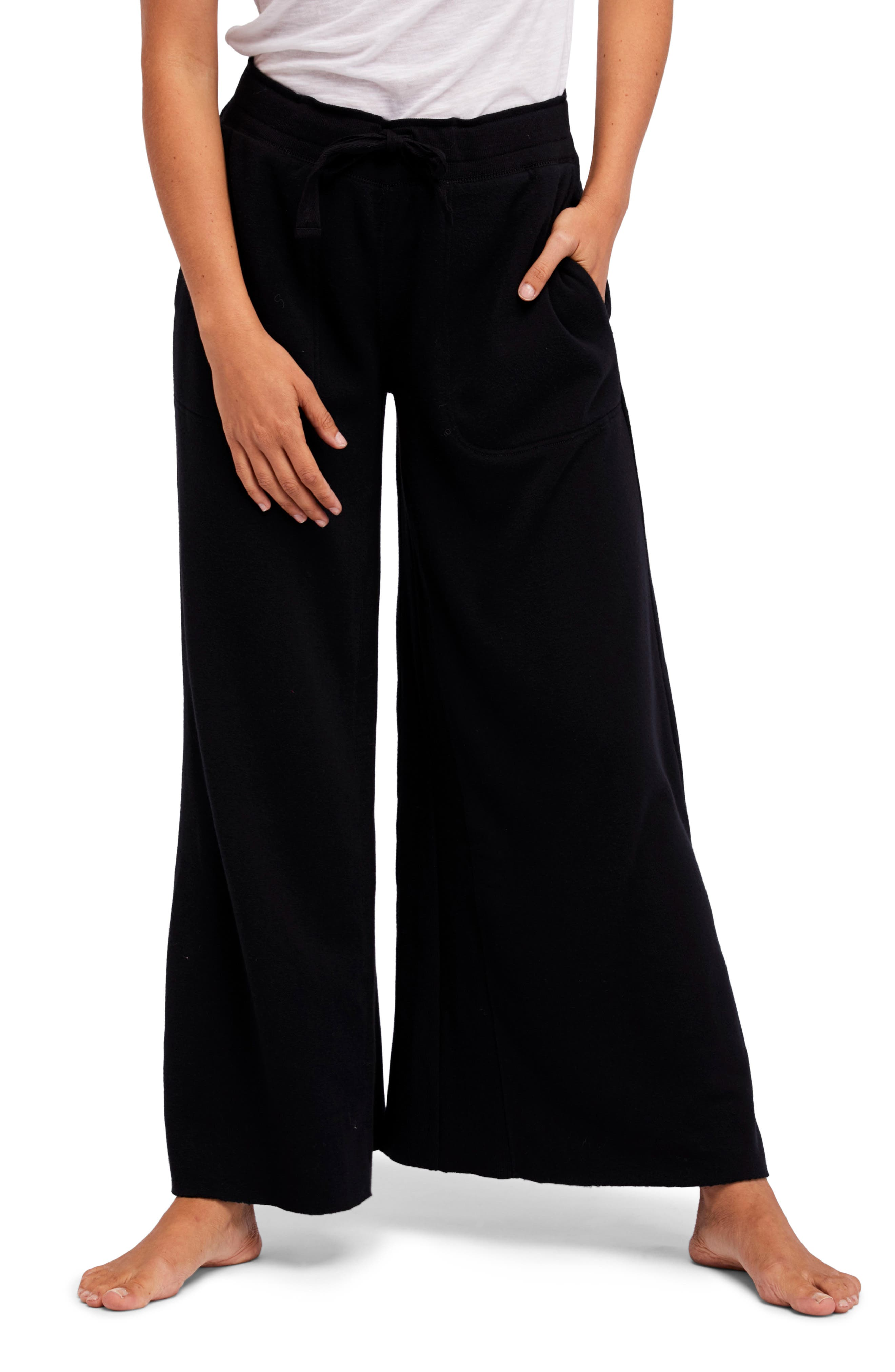 Alternate Image 1 Selected - Free People Double Axel Jogger Pants