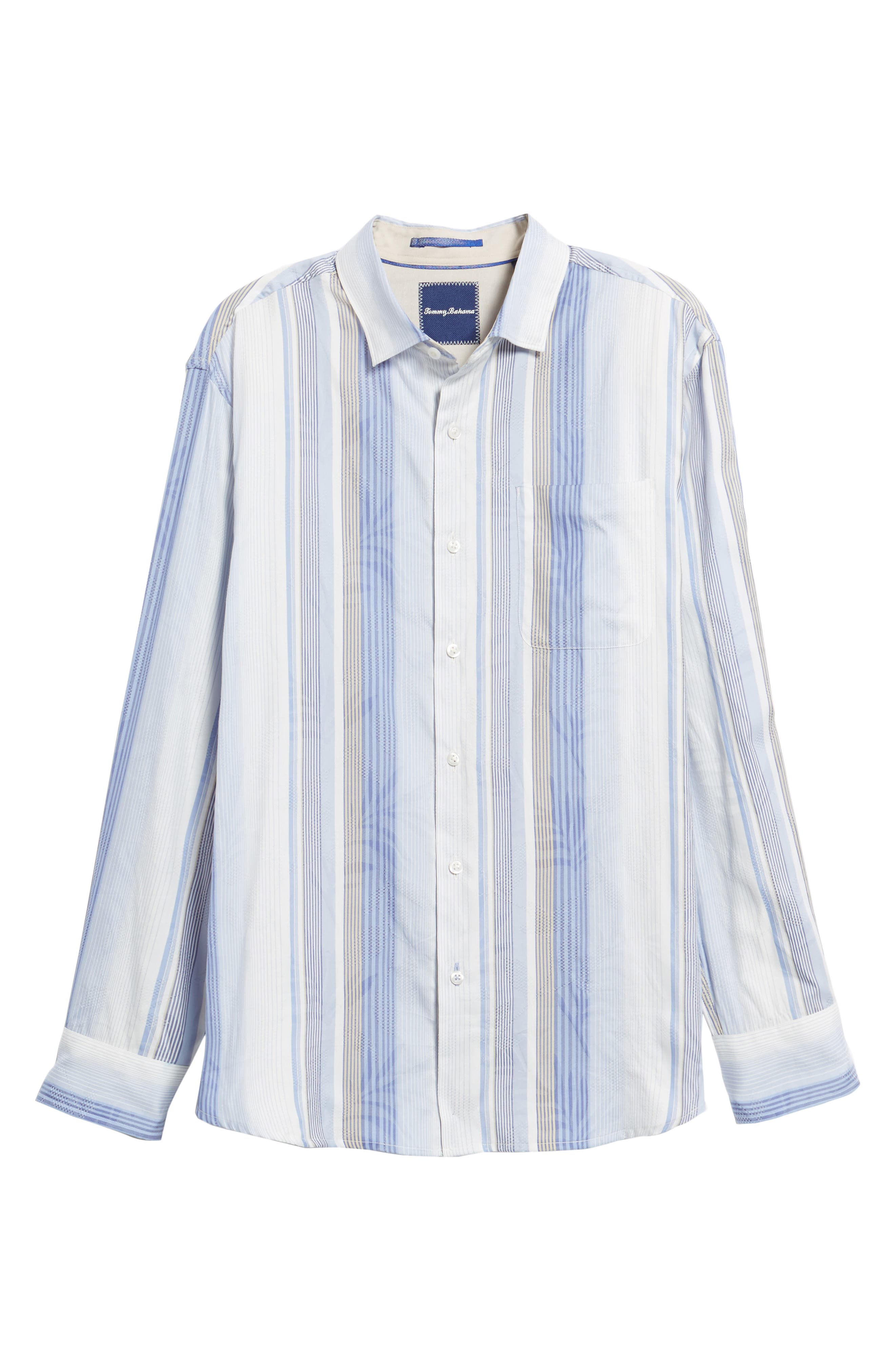 Alternate Image 6  - Tommy Bahama No You Tiznit Sport Shirt