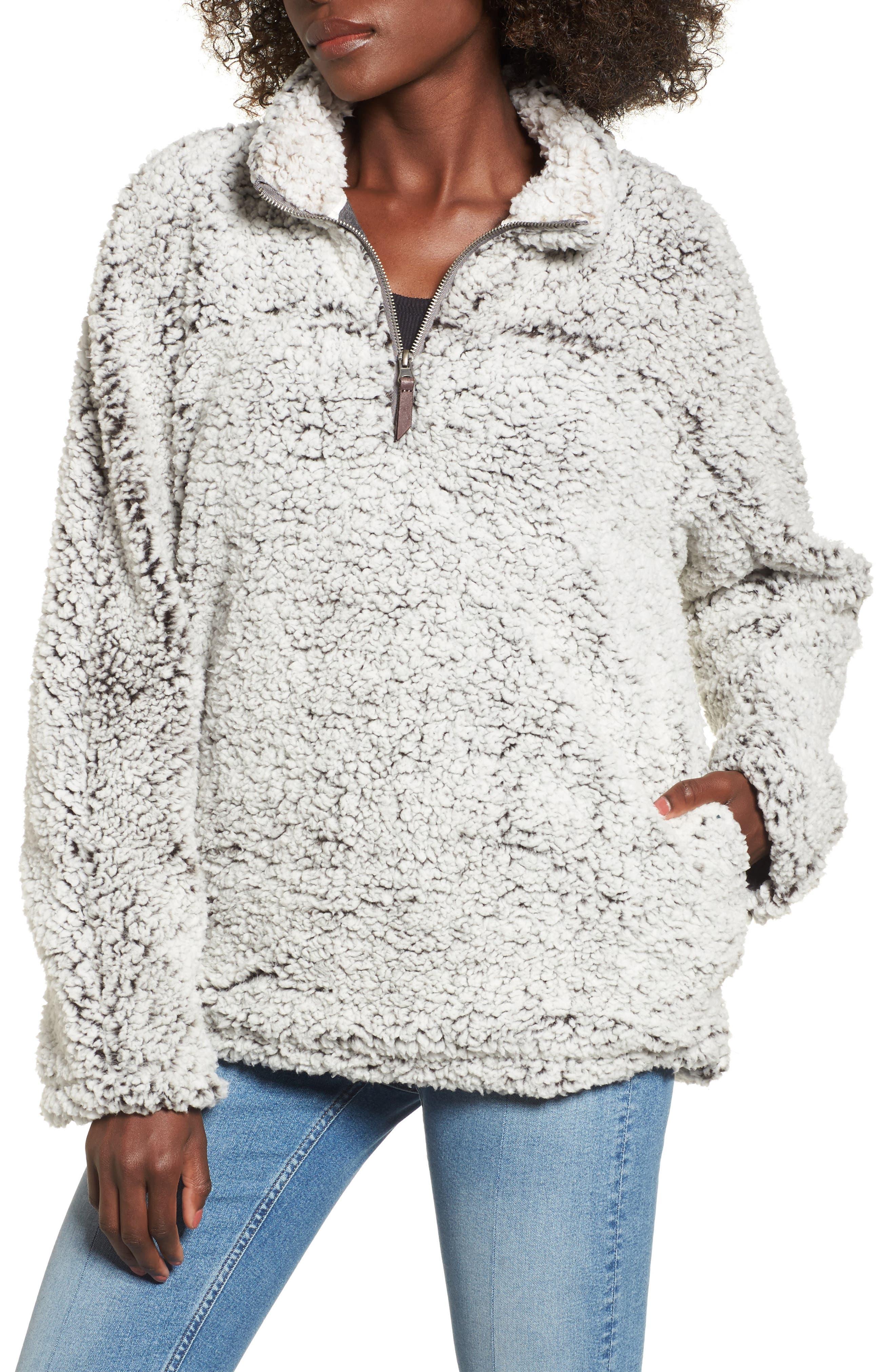 Main Image - Thread & Supply Wubby Fleece Pullover