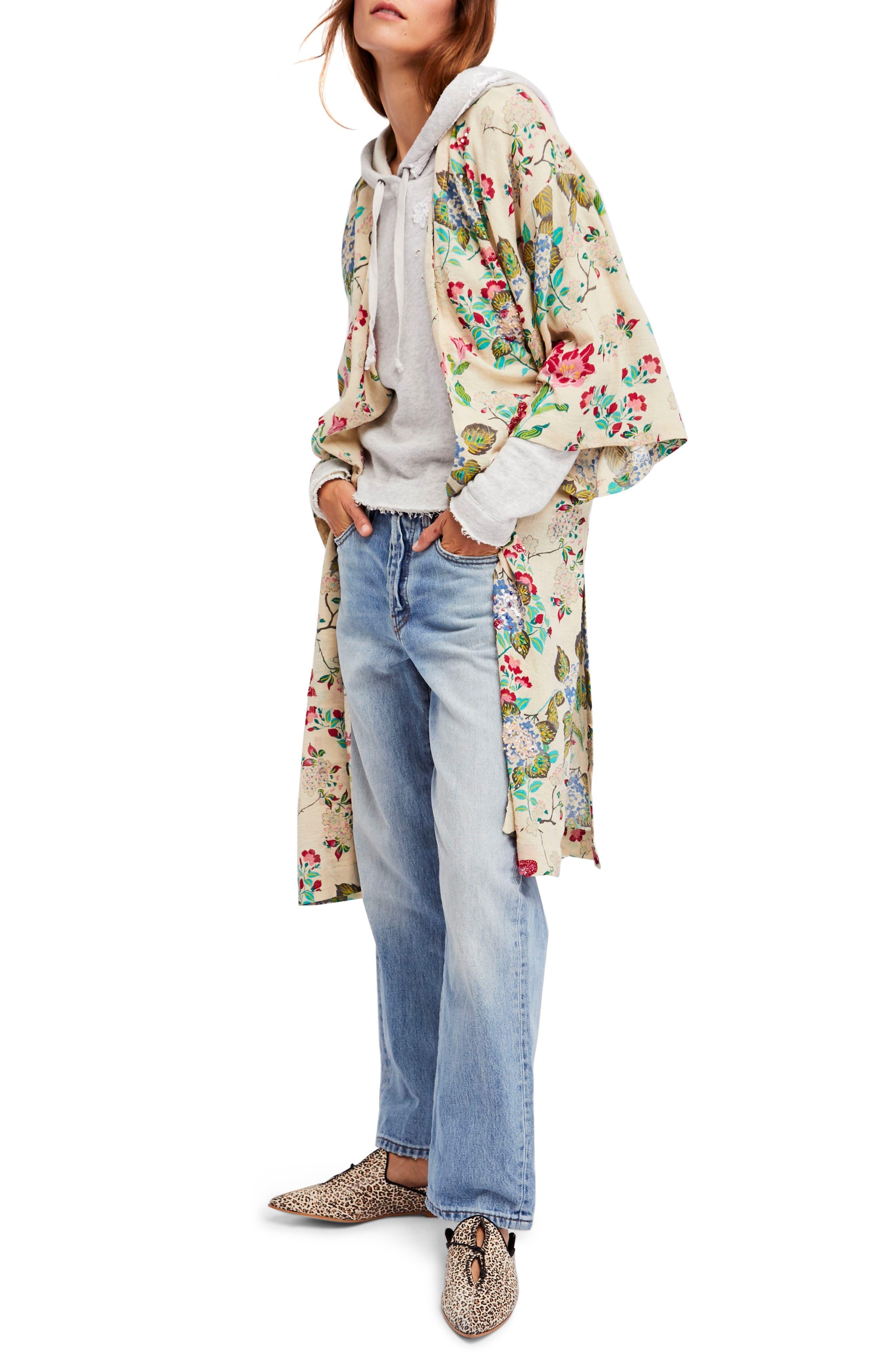 Main Image - Free People Latimer Kimono