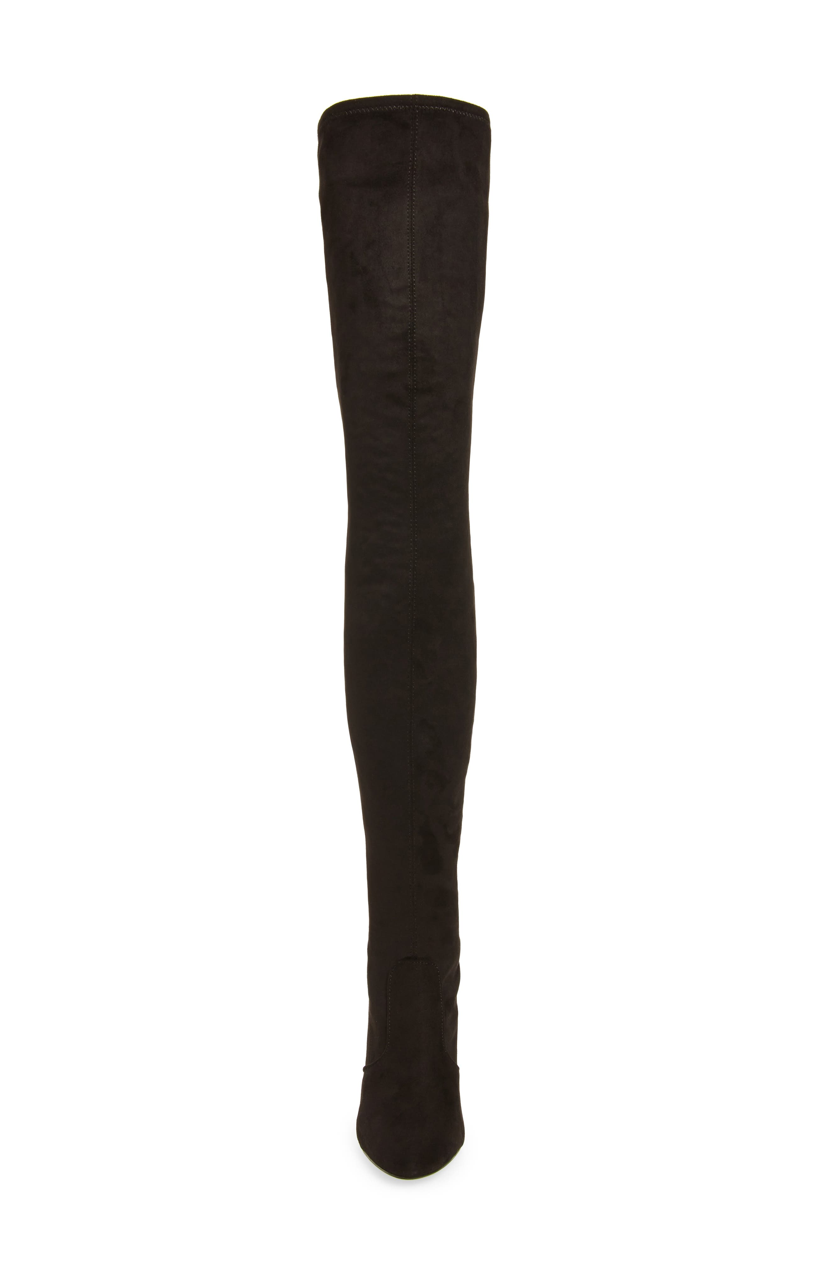 Alternate Image 4  - Steve Madden Ezra Thigh High Boot (Women)
