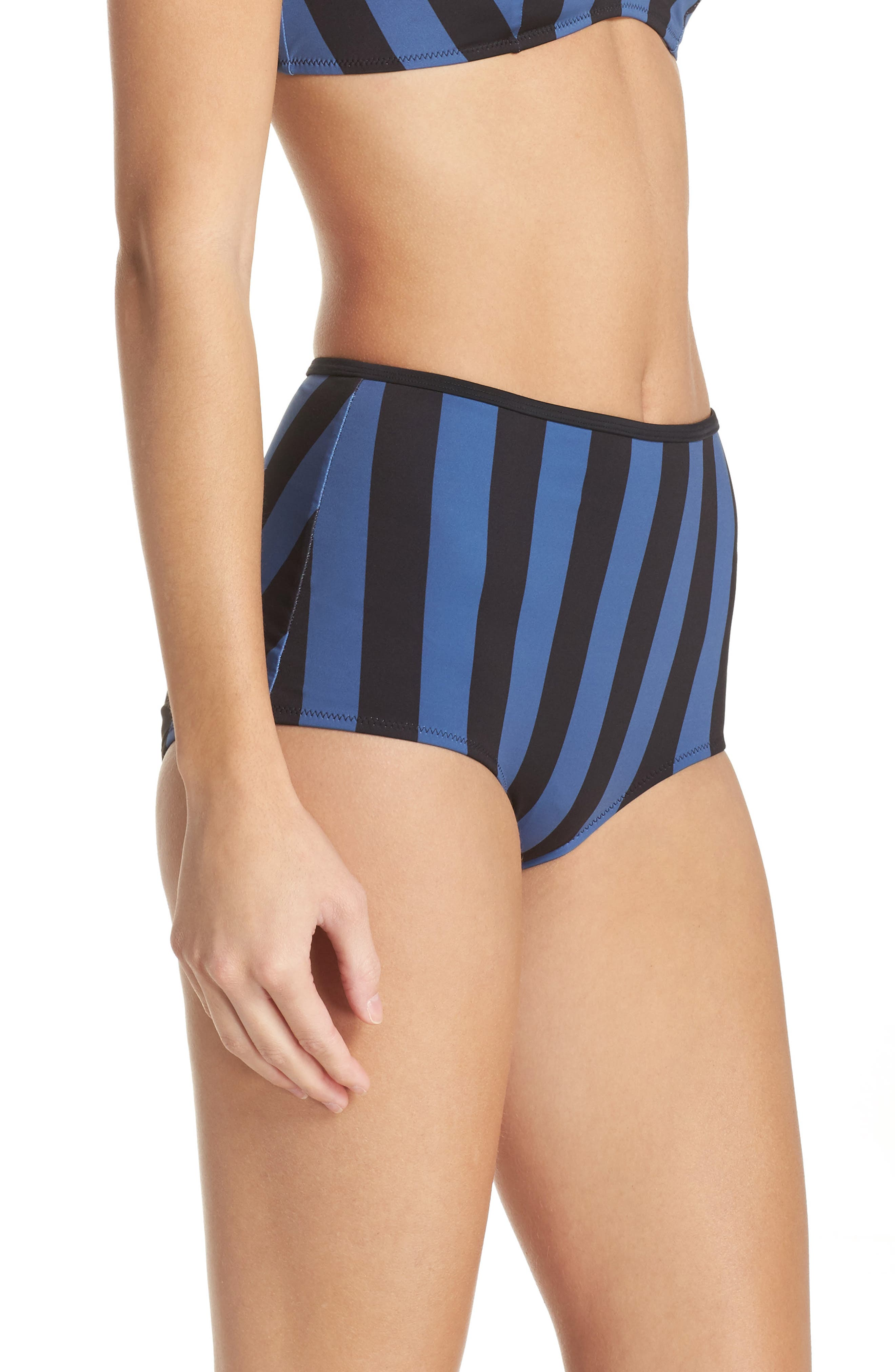 Alternate Image 3  - Solid & Striped The Brigitte Swim Briefs
