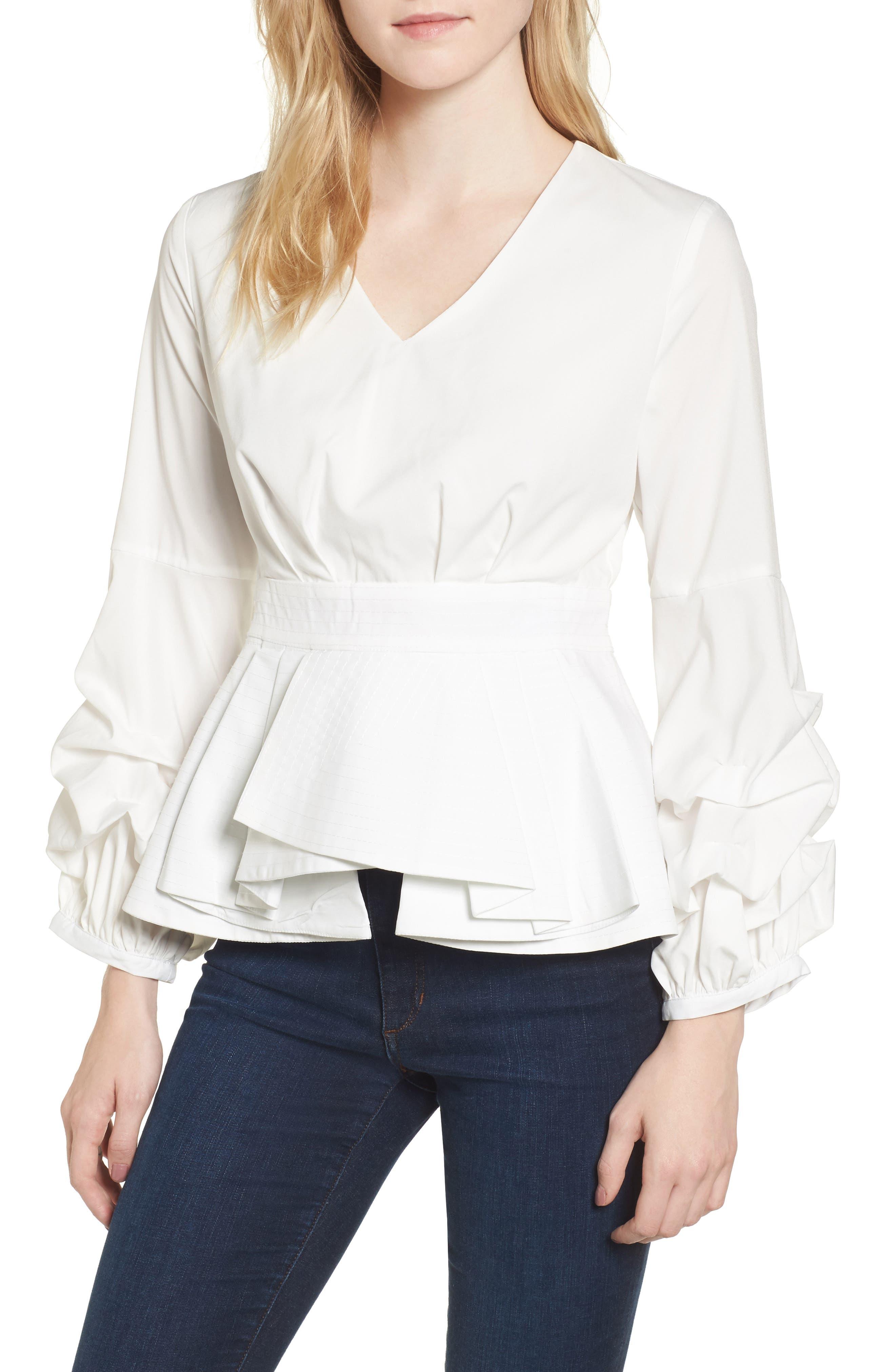 Alternate Image 1 Selected - StyleKeepers Magnolia Blouse