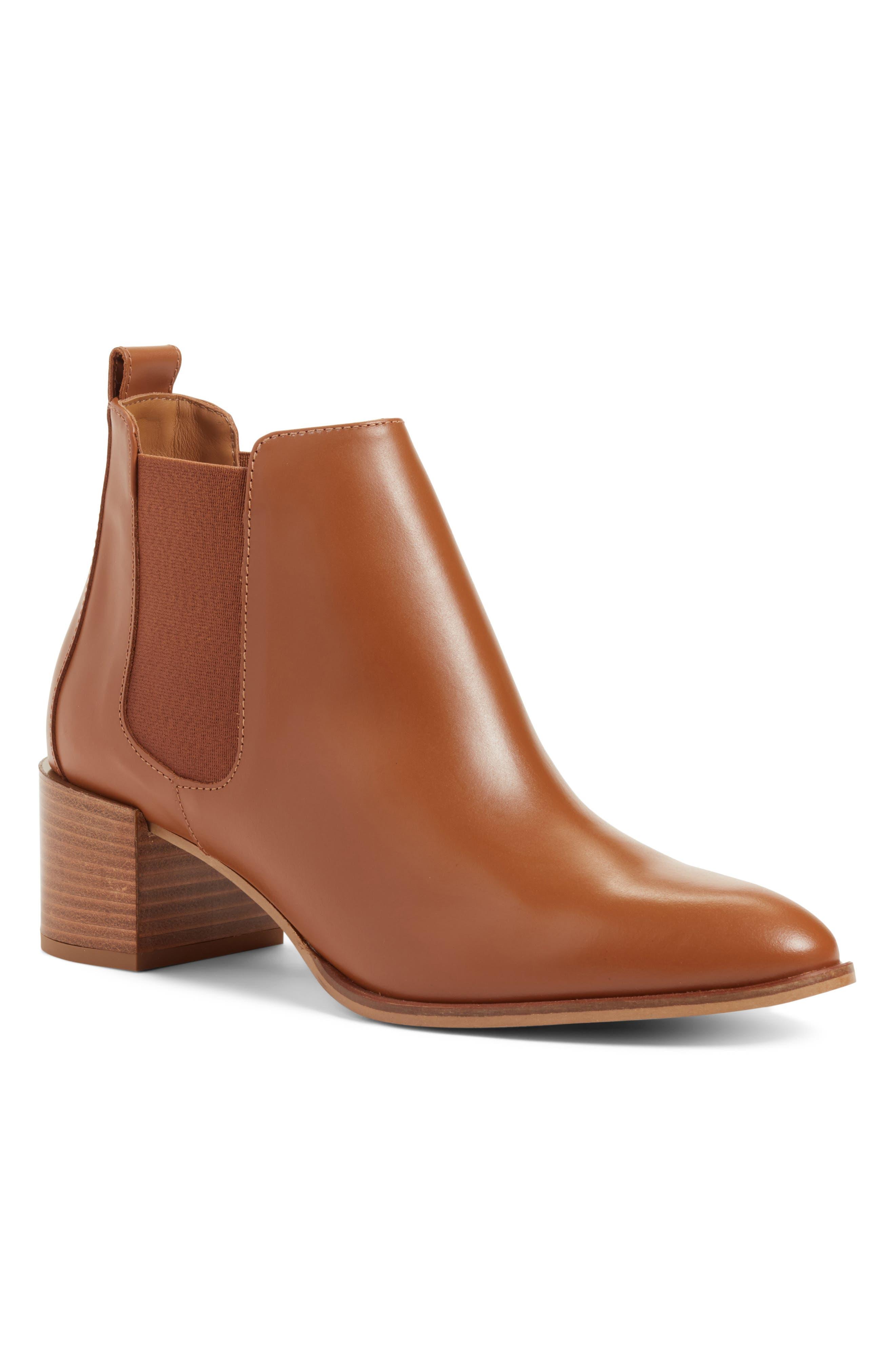 Alternate Image 1 Selected - Everlane The Heel Boot (Women)