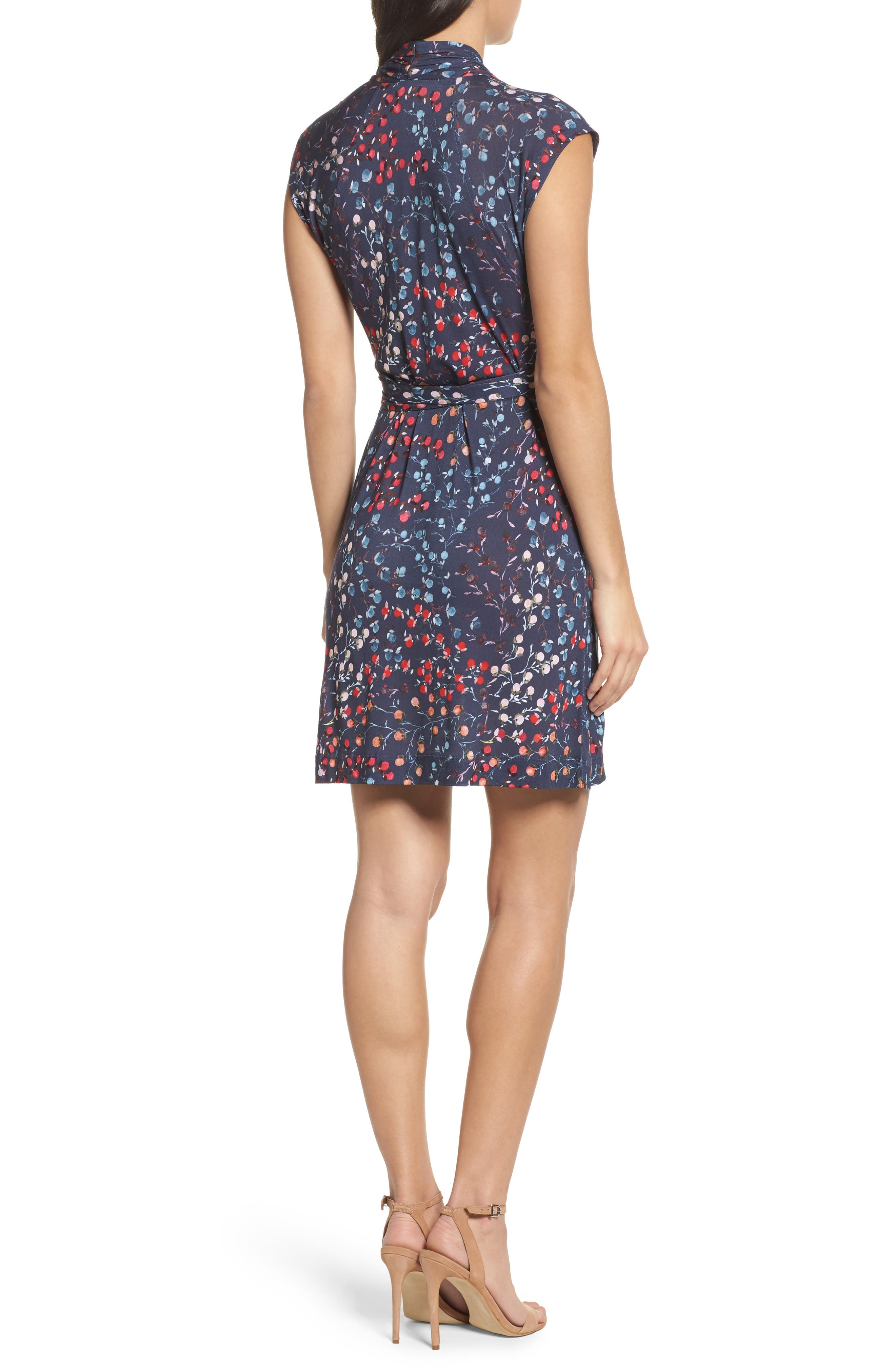 Alternate Image 2  - French Connection Frances Jersey Dress