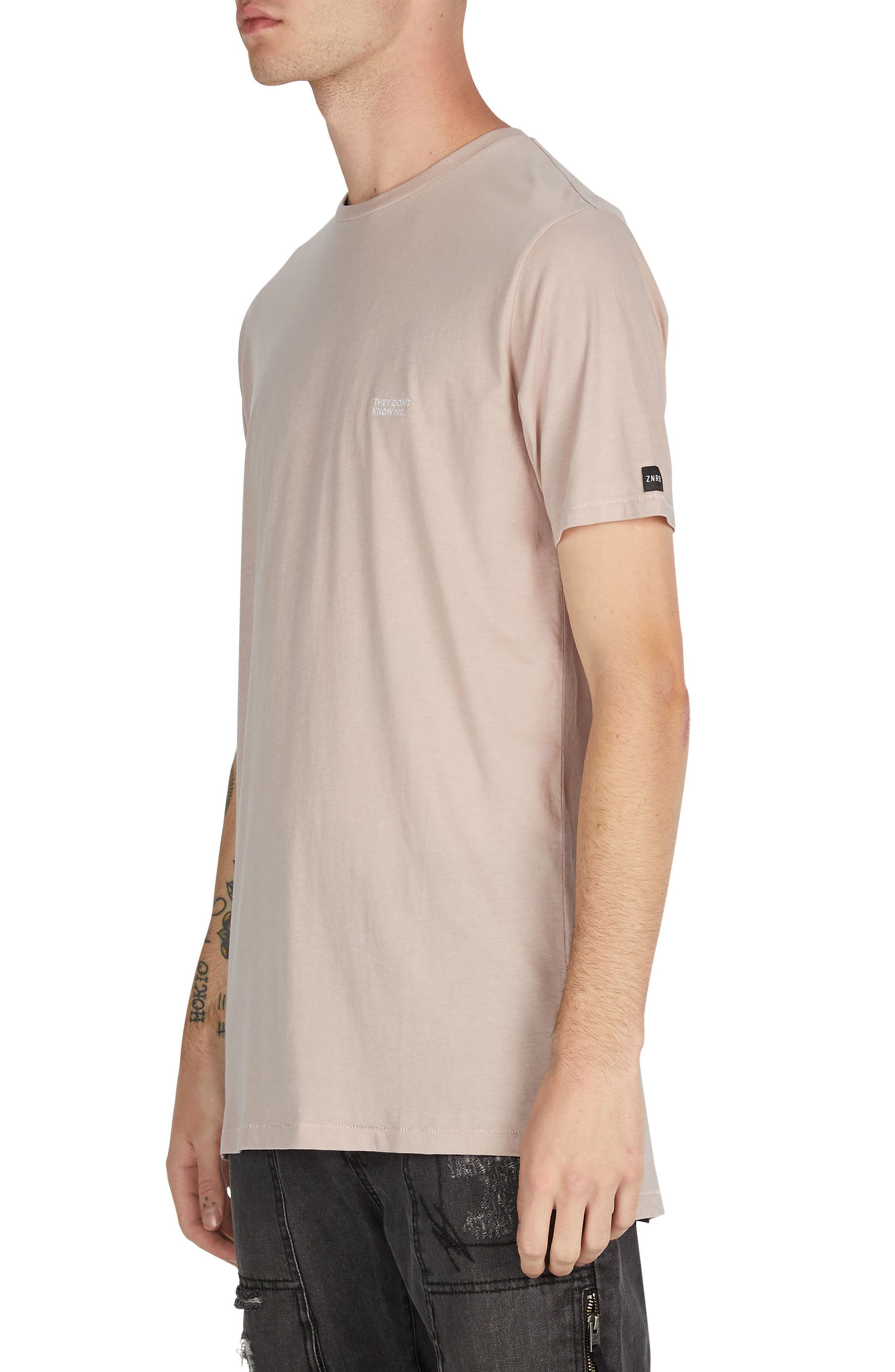 Transit Flintlock T-Shirt,                             Alternate thumbnail 4, color,                             Quartz