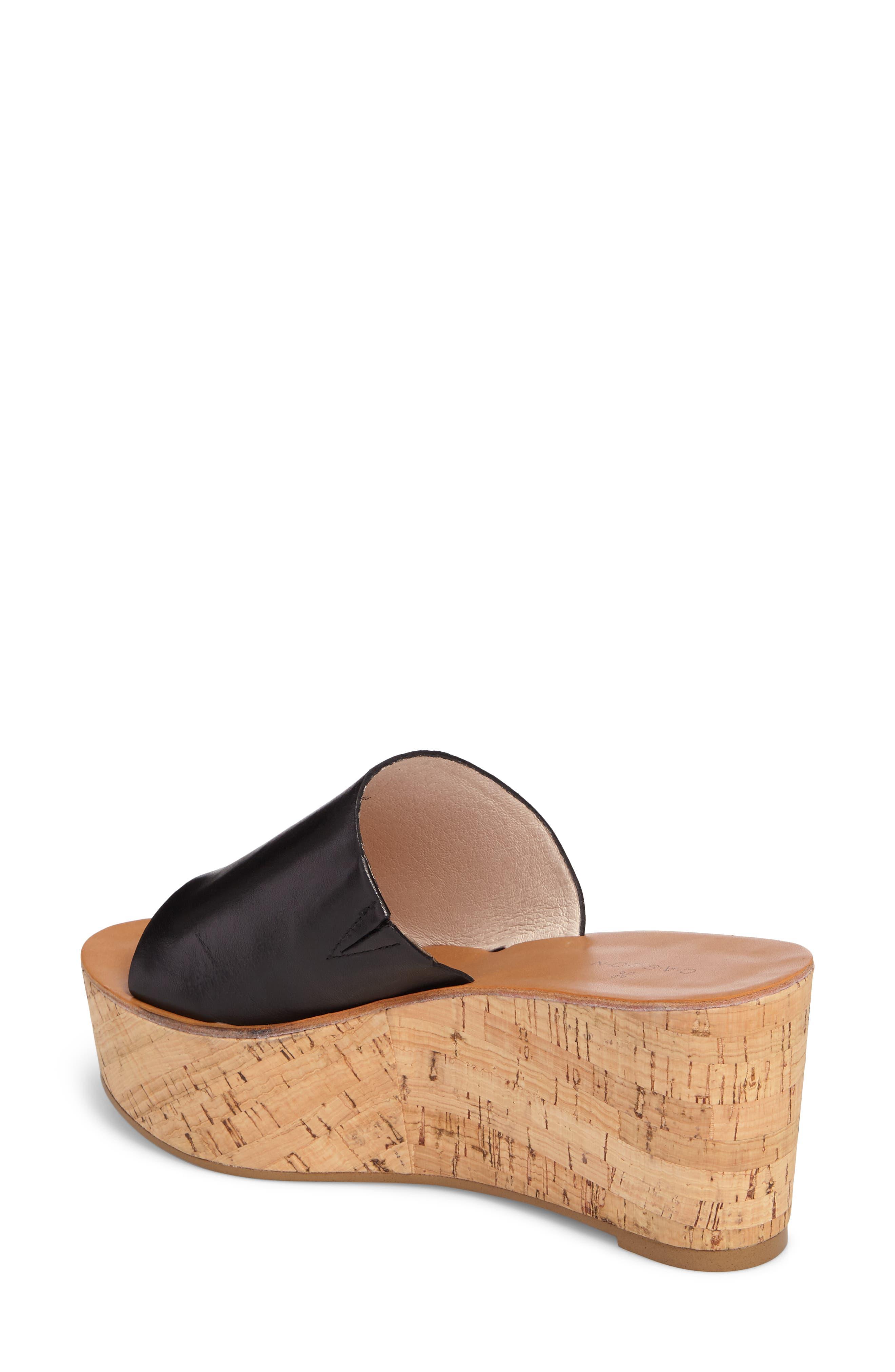 Alternate Image 2  - Caslon® Hailey Platform Sandal (Women)