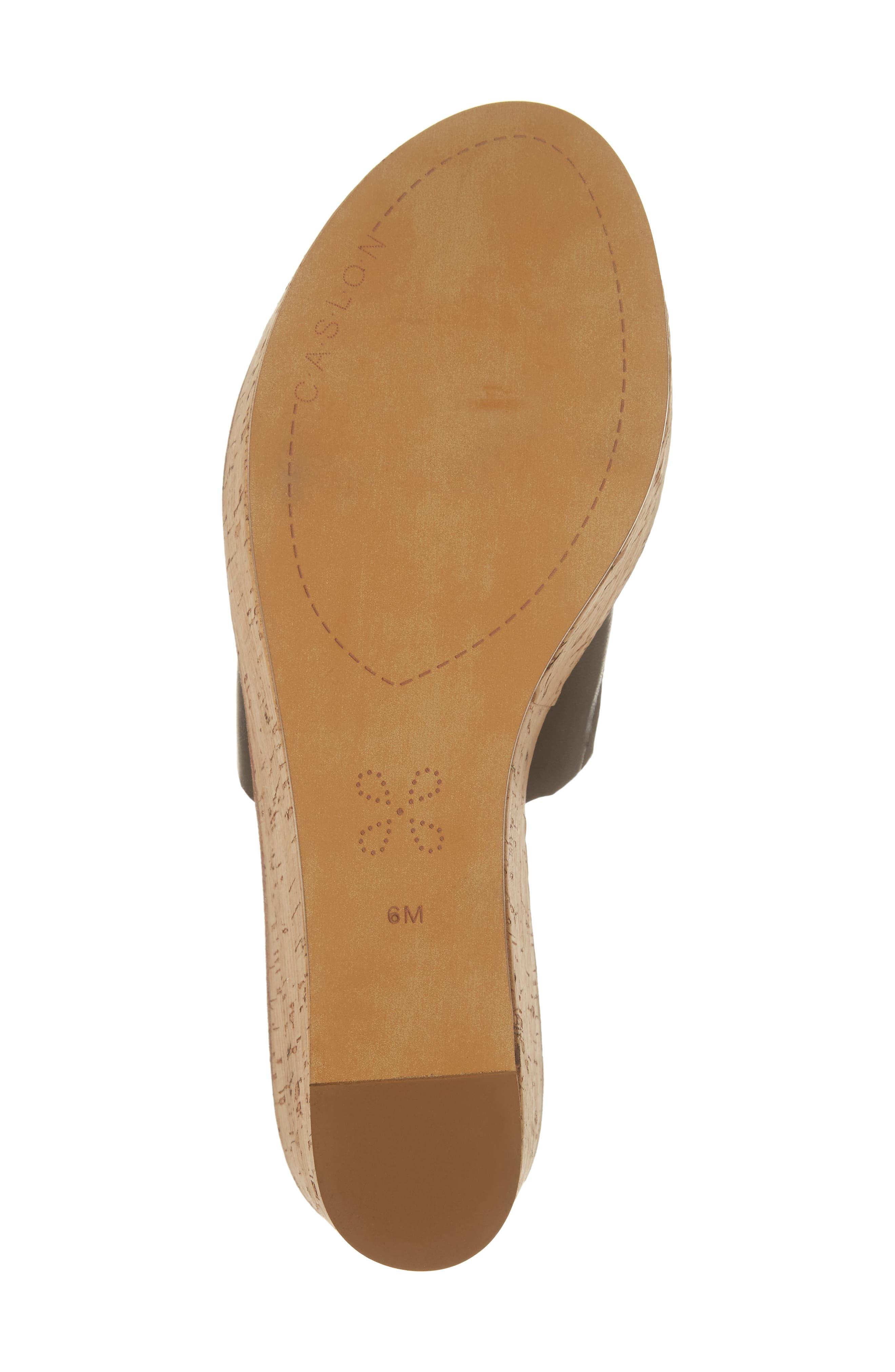 Alternate Image 6  - Caslon® Hailey Platform Sandal (Women)