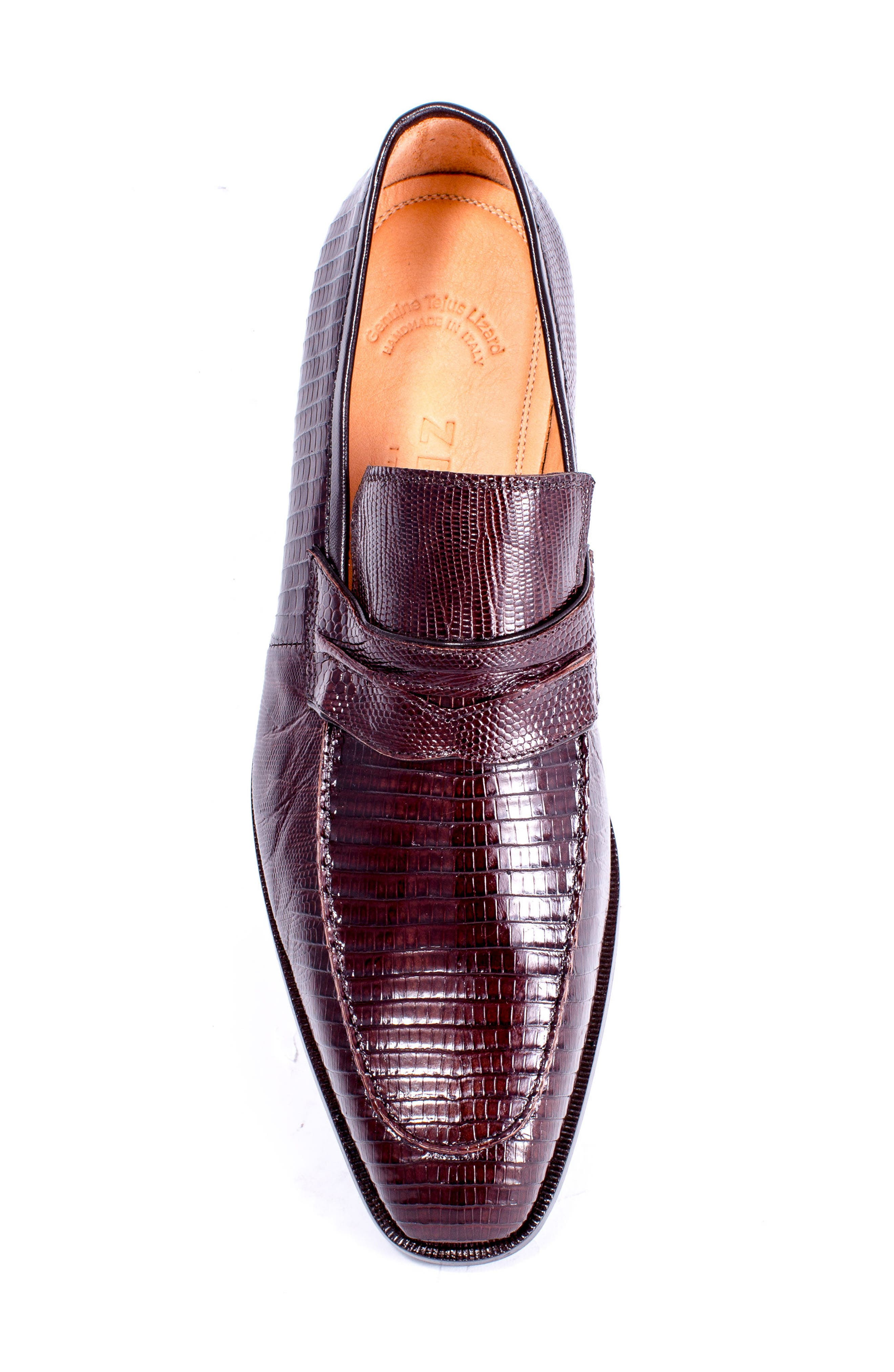 Meo Penny Loafer,                             Alternate thumbnail 5, color,                             Brown