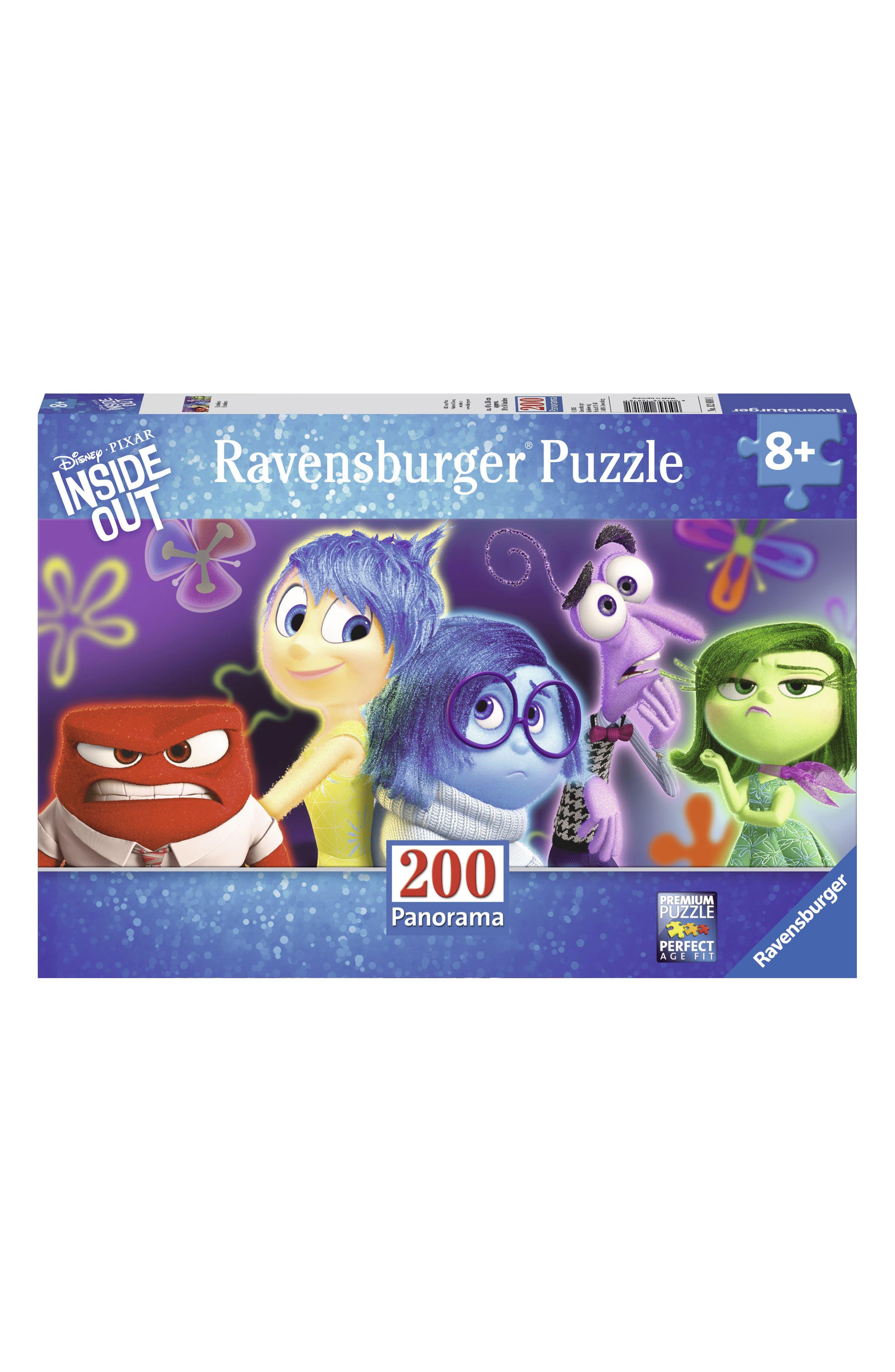 Disney/Pixar 'Inside Out' 200-Piece Puzzle,                         Main,                         color, Blue