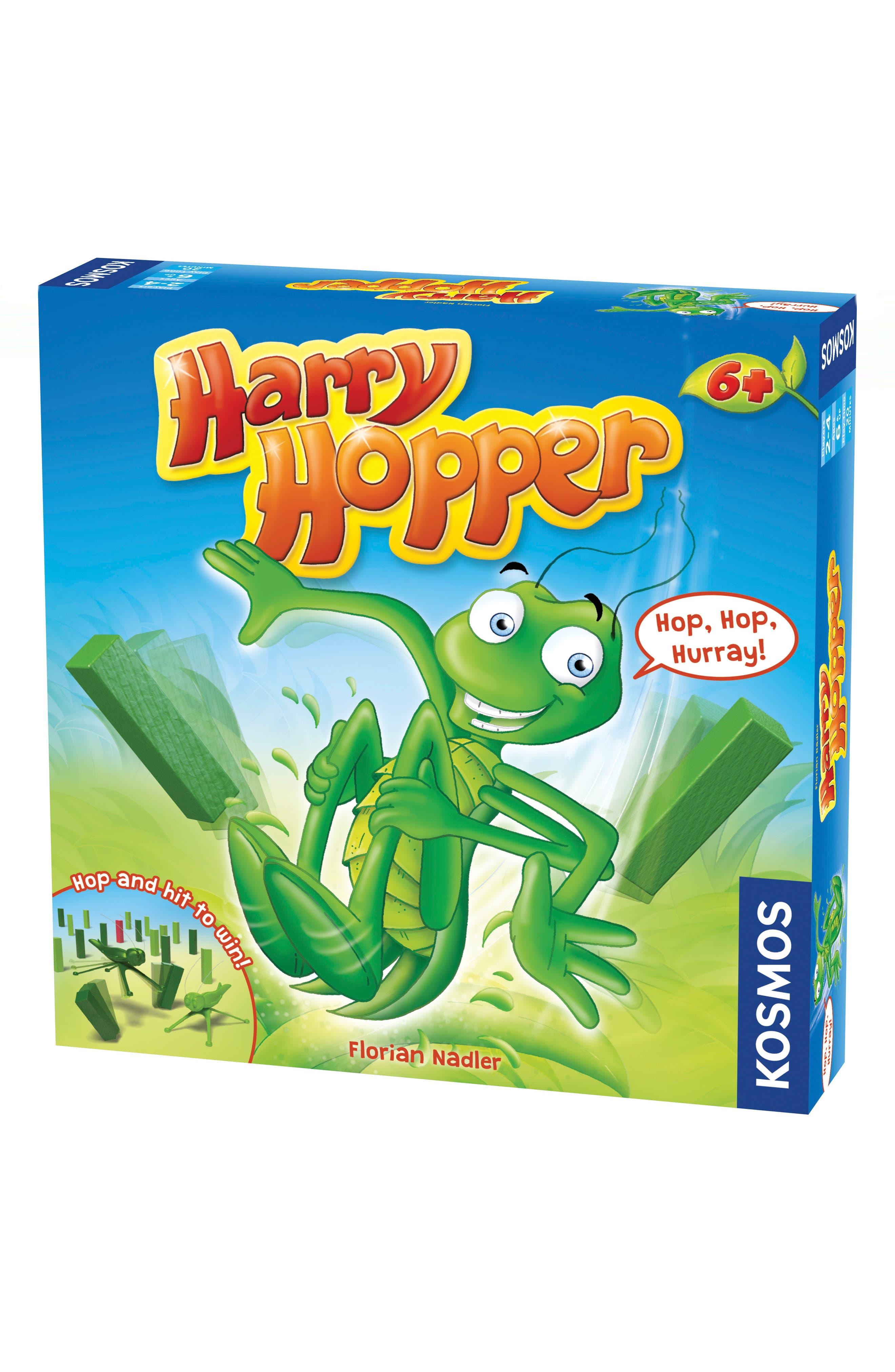 Thames & Kosmos Harry Hopper Game