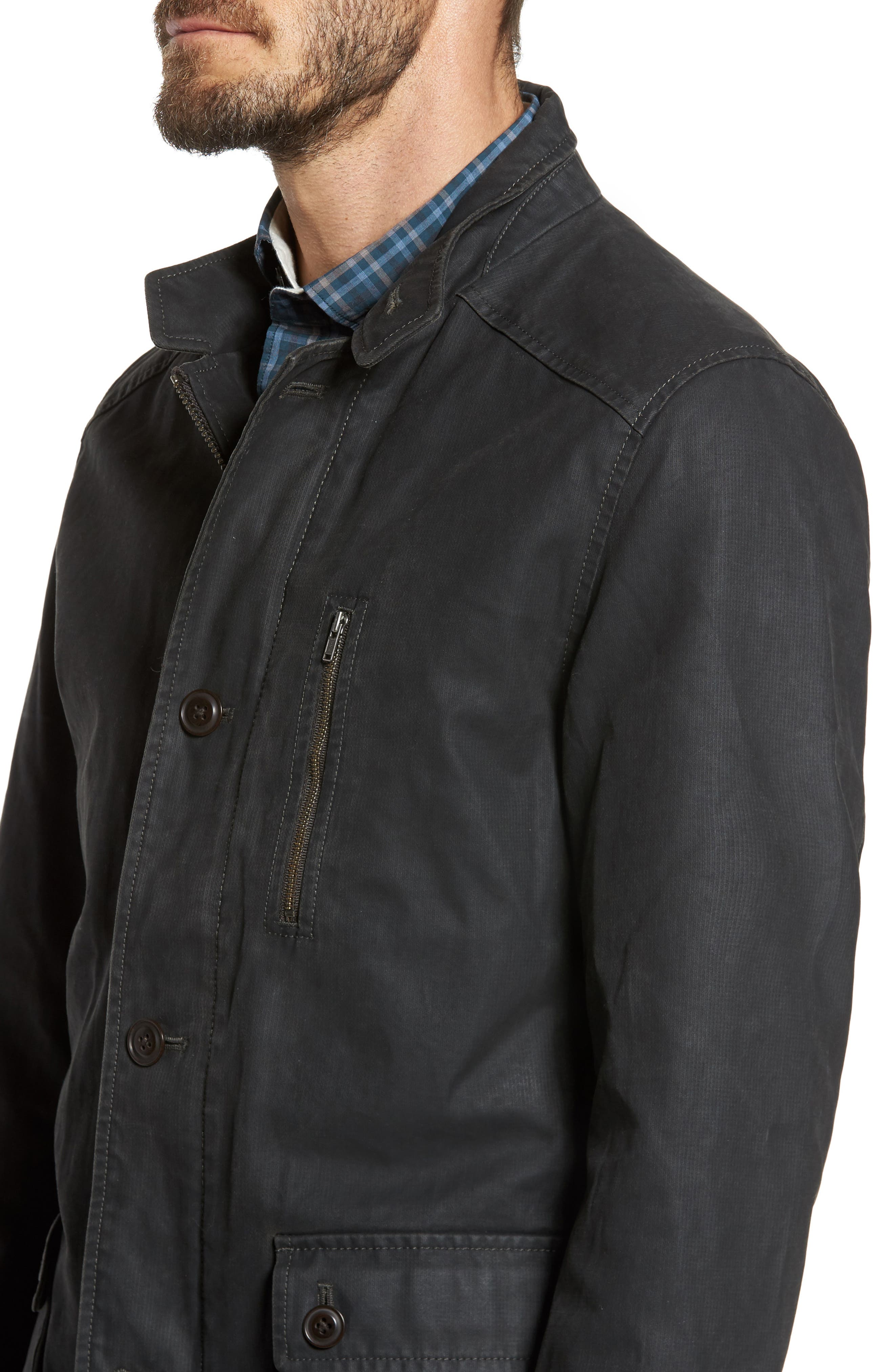 Blackmount Water-Resistant Jacket,                             Alternate thumbnail 4, color,                             Bracken