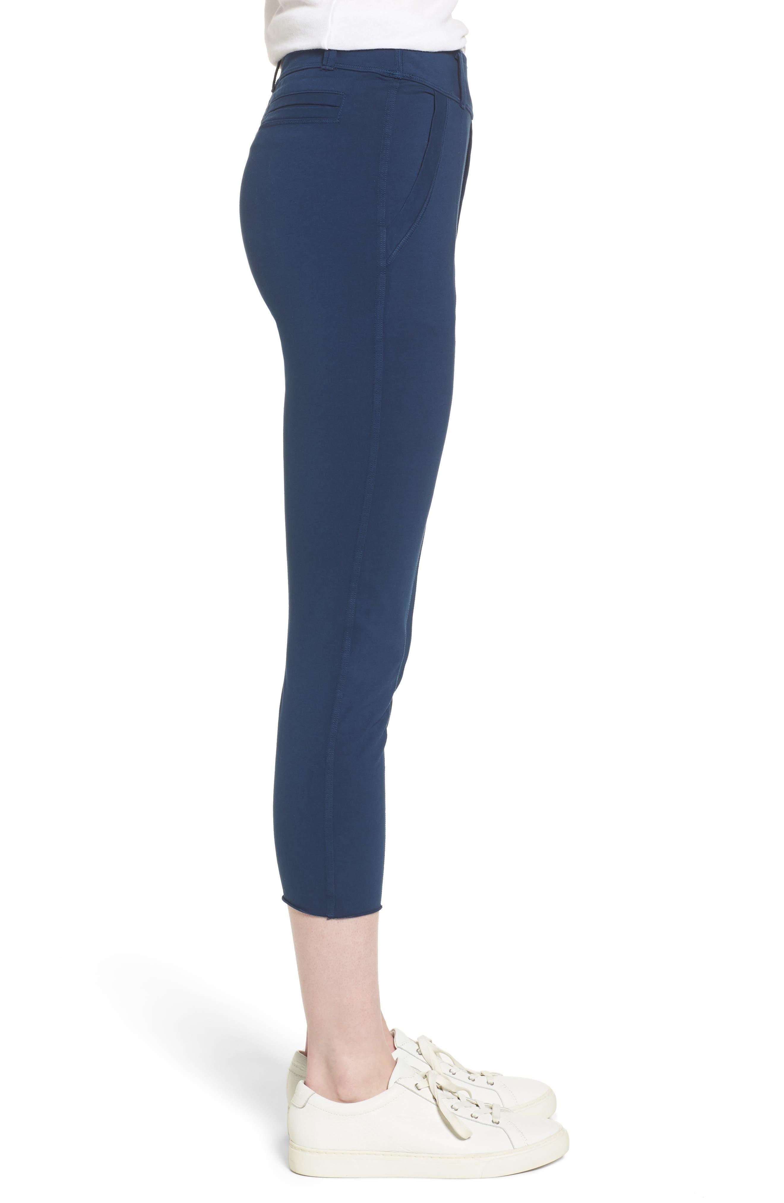 The Trouser Knit Pants,                             Alternate thumbnail 3, color,                             Blazer