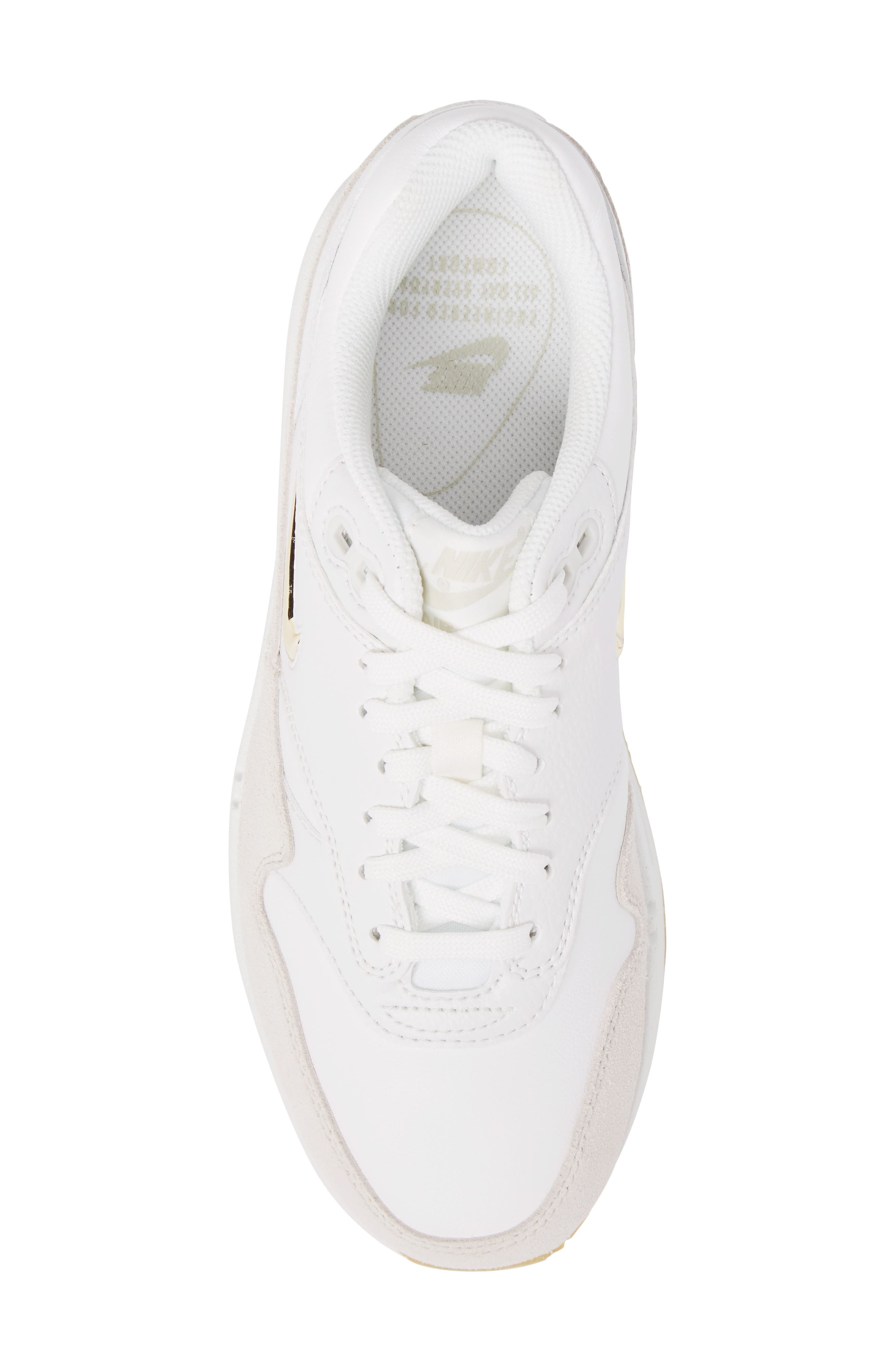 Alternate Image 5  - Nike Air Max 1 Premium SC Sneaker (Women)