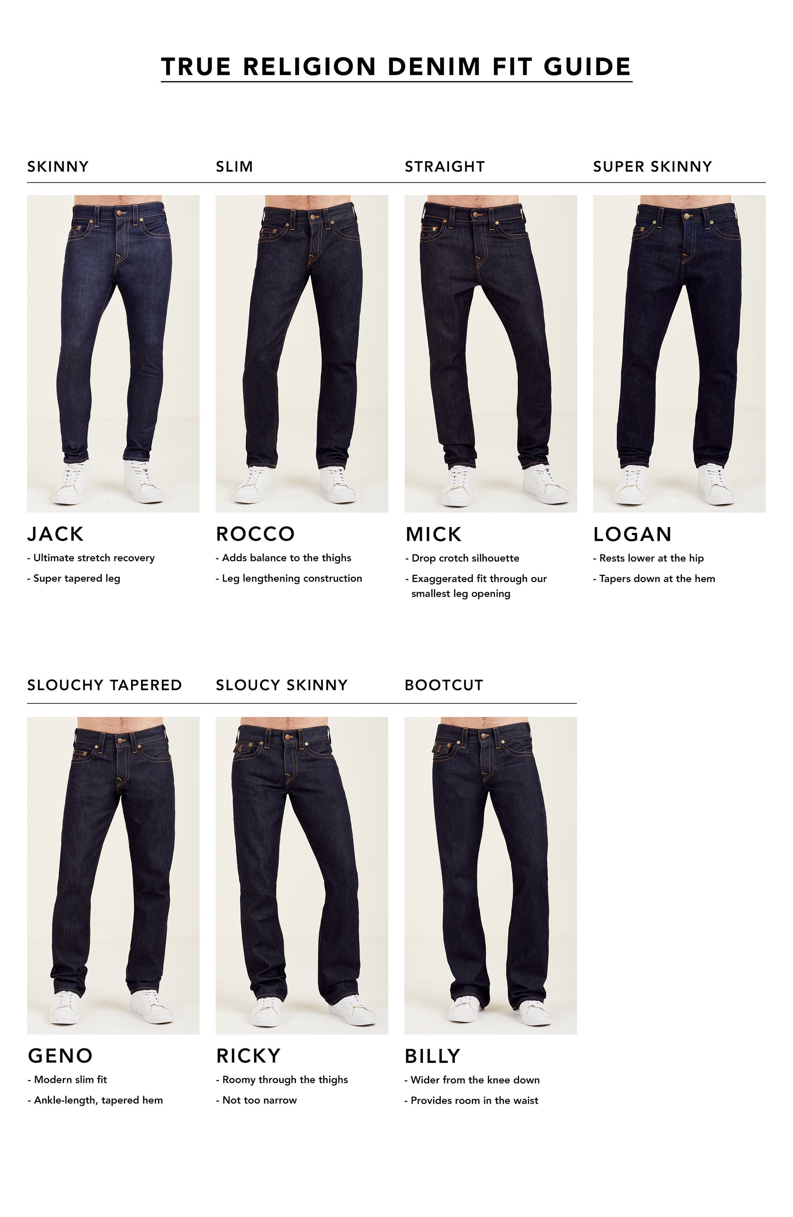 Alternate Image 7  - True Religion Brand Jeans Ricky Relaxed Fit Jeans (Optic Stone)