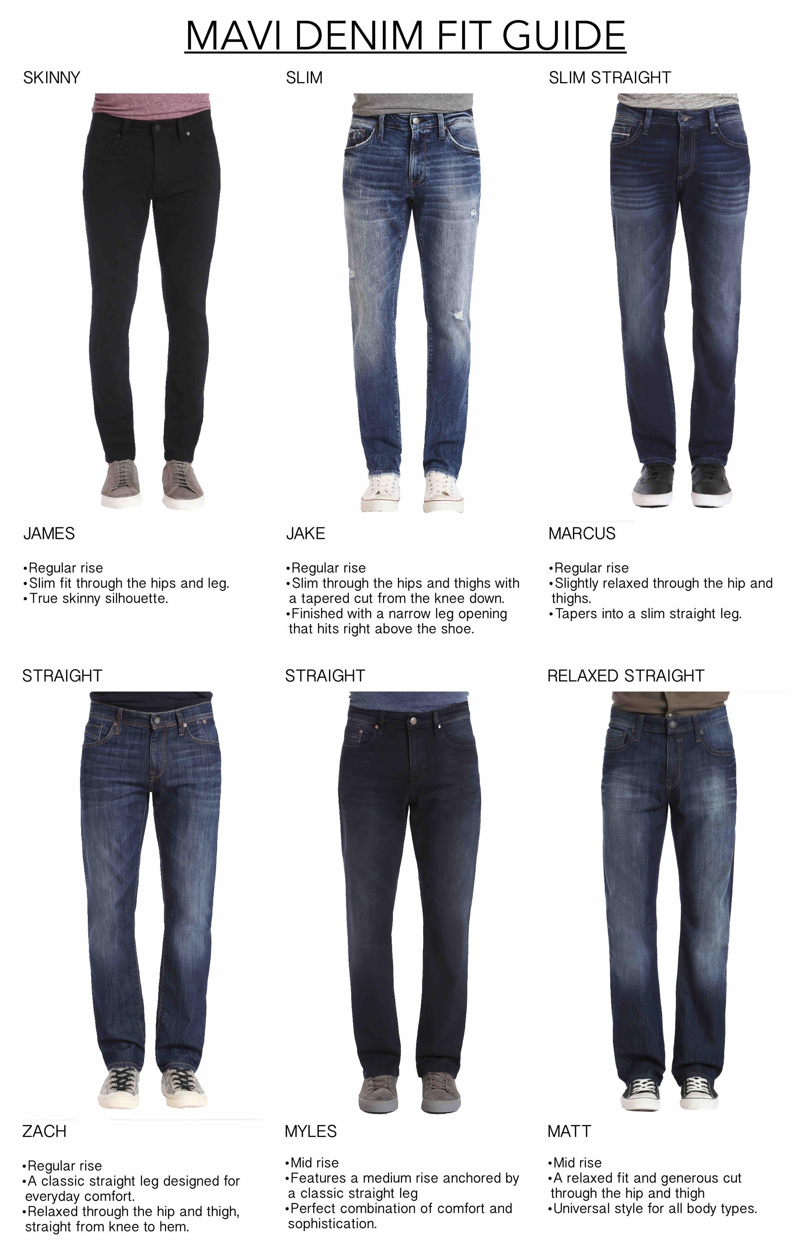 Alternate Image 6  - Mavi Jeans 'Zach' Straight Leg Jeans (Chambray) (Regular & Tall)