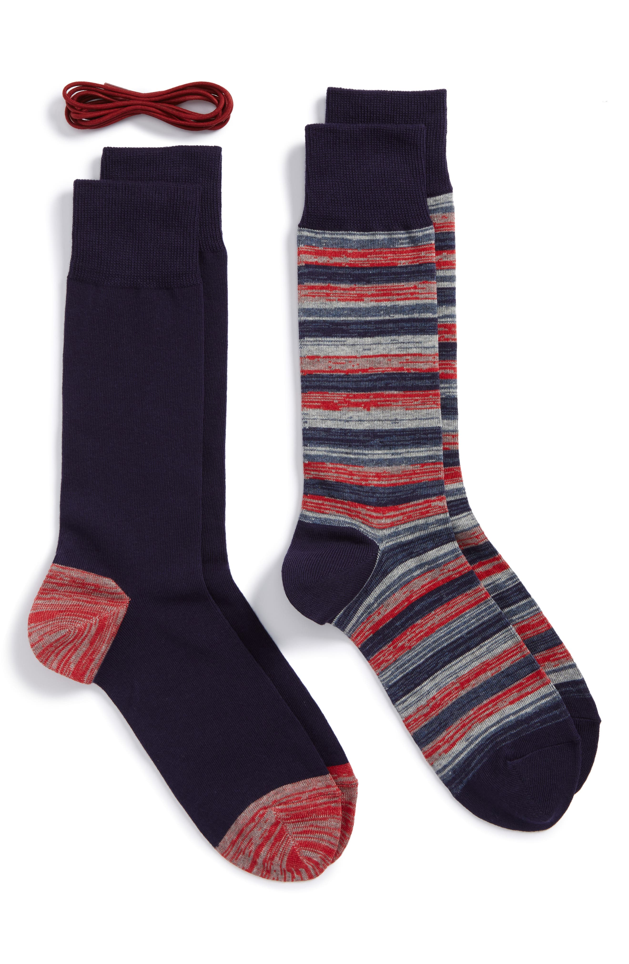 Cole Haan 2-Pack Socks & Laces Set ($31.95 Value)