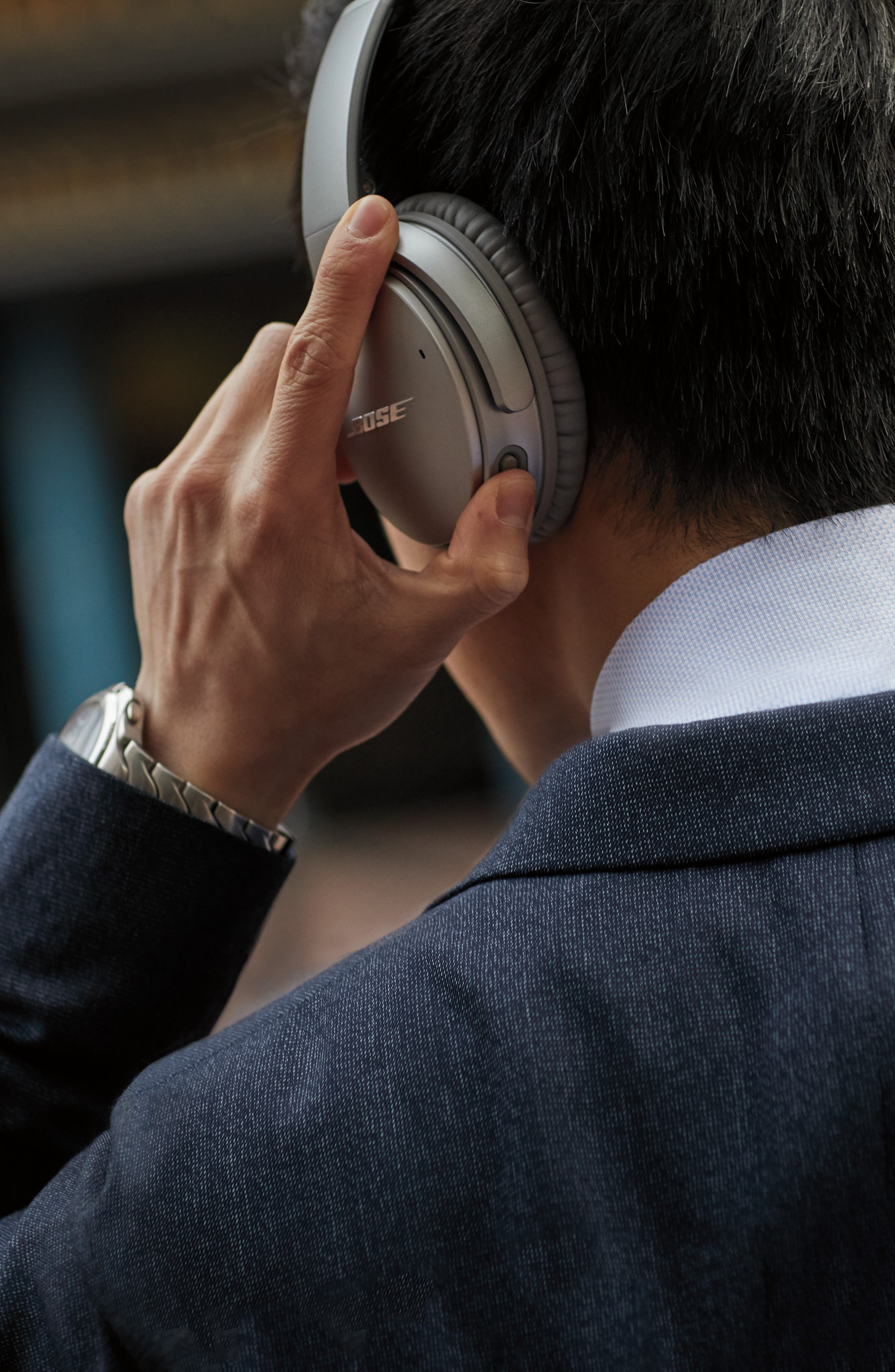 Alternate Image 6  - Bose® QuietComfort® 35 Wireless Headphones II