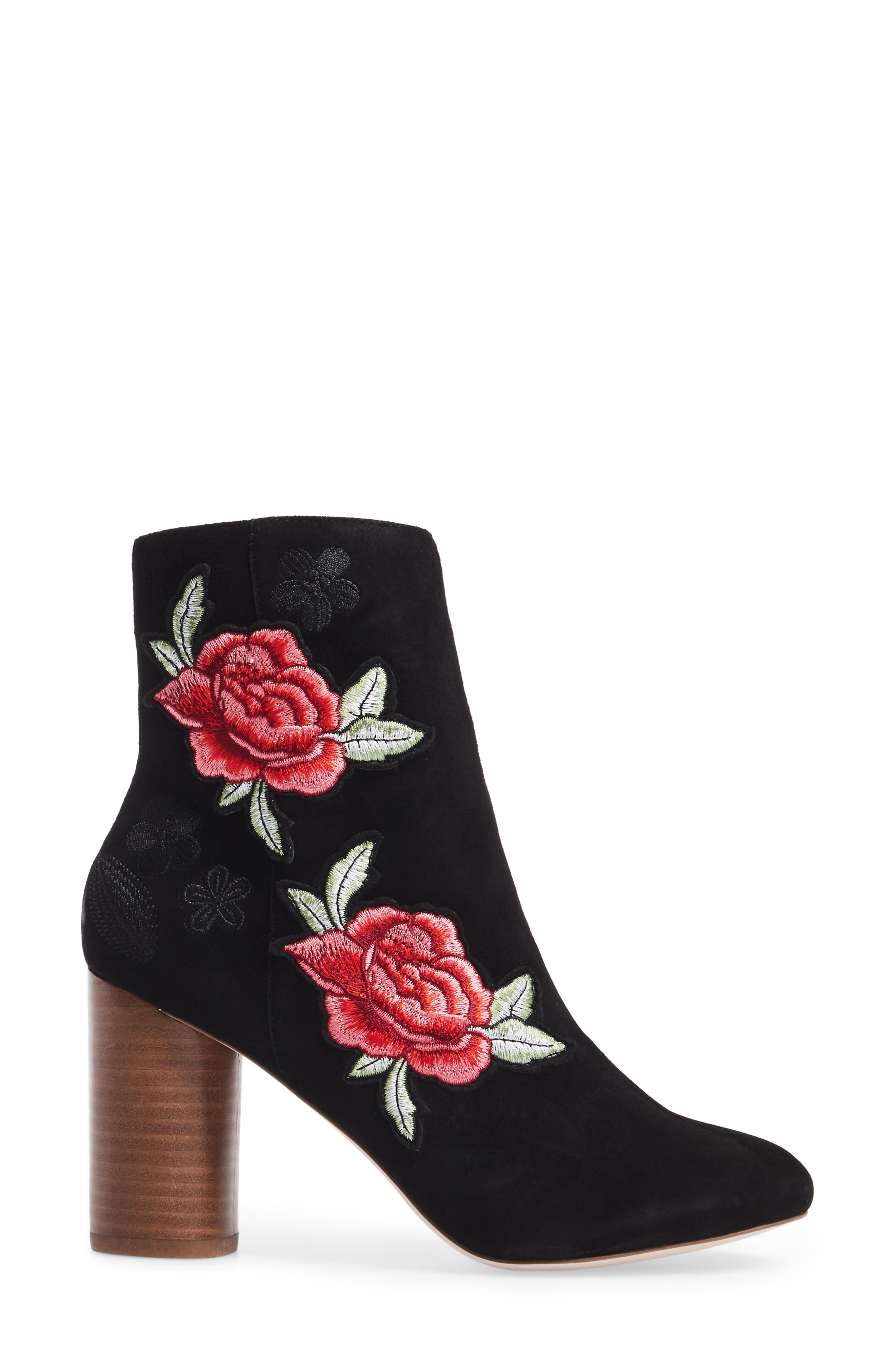 Alternate Image 3  - Sole Society Mulholland Embroidered Boot (Women)