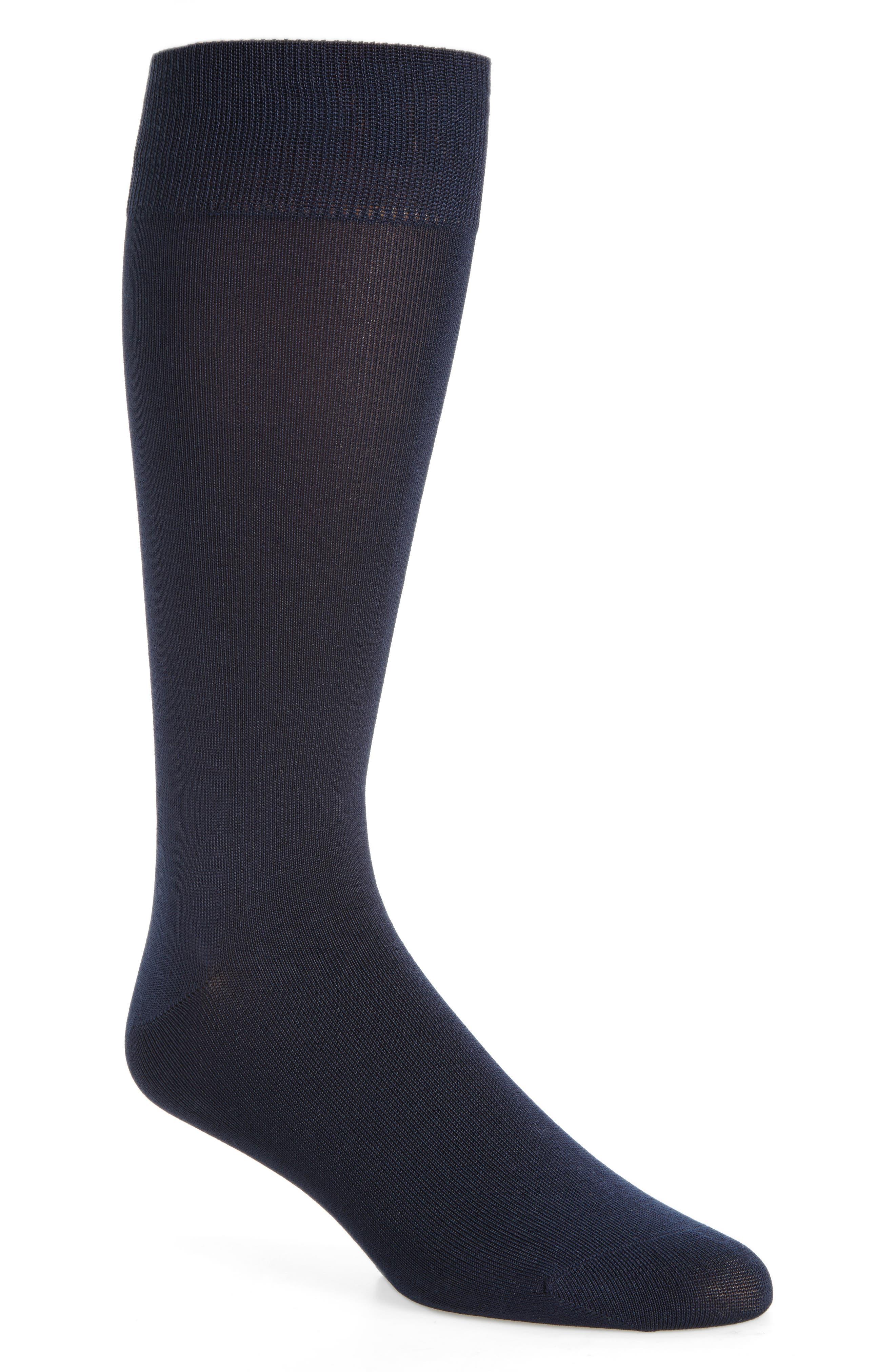 Alternate Image 1 Selected - John W. Nordstrom® Domino Socks