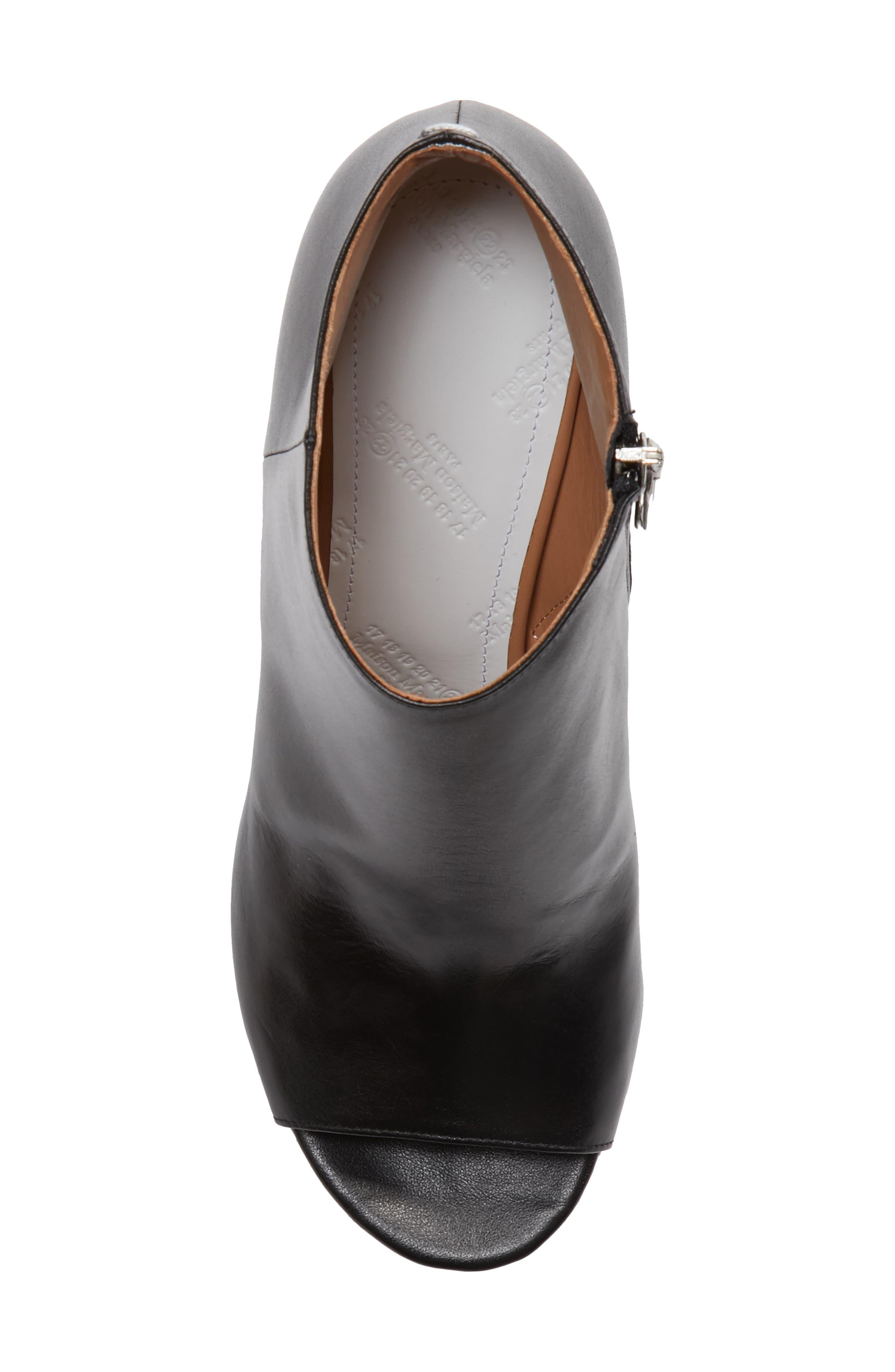 Alternate Image 5  - Maison Margiela Open Toe Ankle Boot (Women)