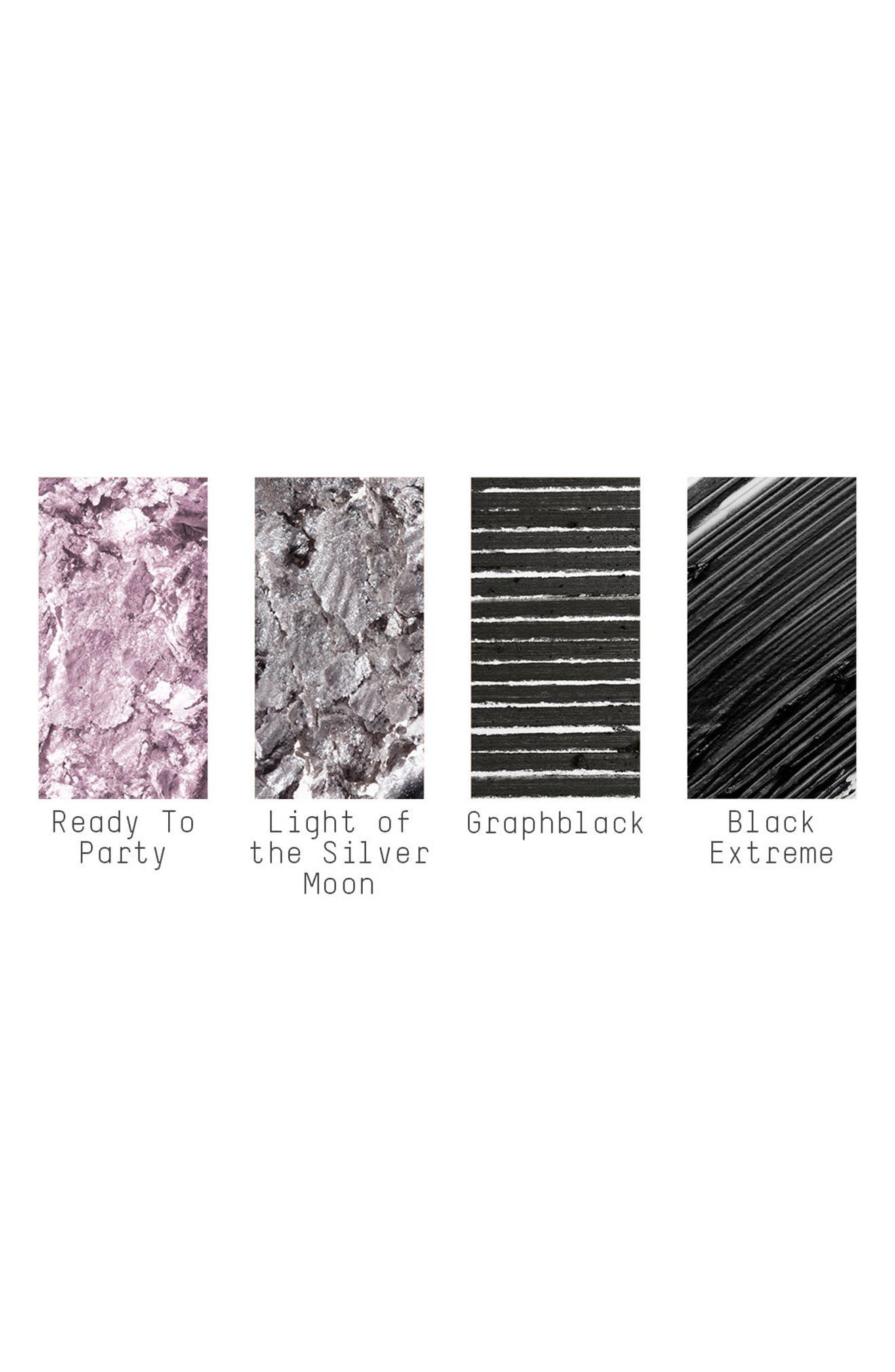 MAC Snow Ball Smoky Pink Eye Bag,                             Alternate thumbnail 2, color,                             Smoky Pink