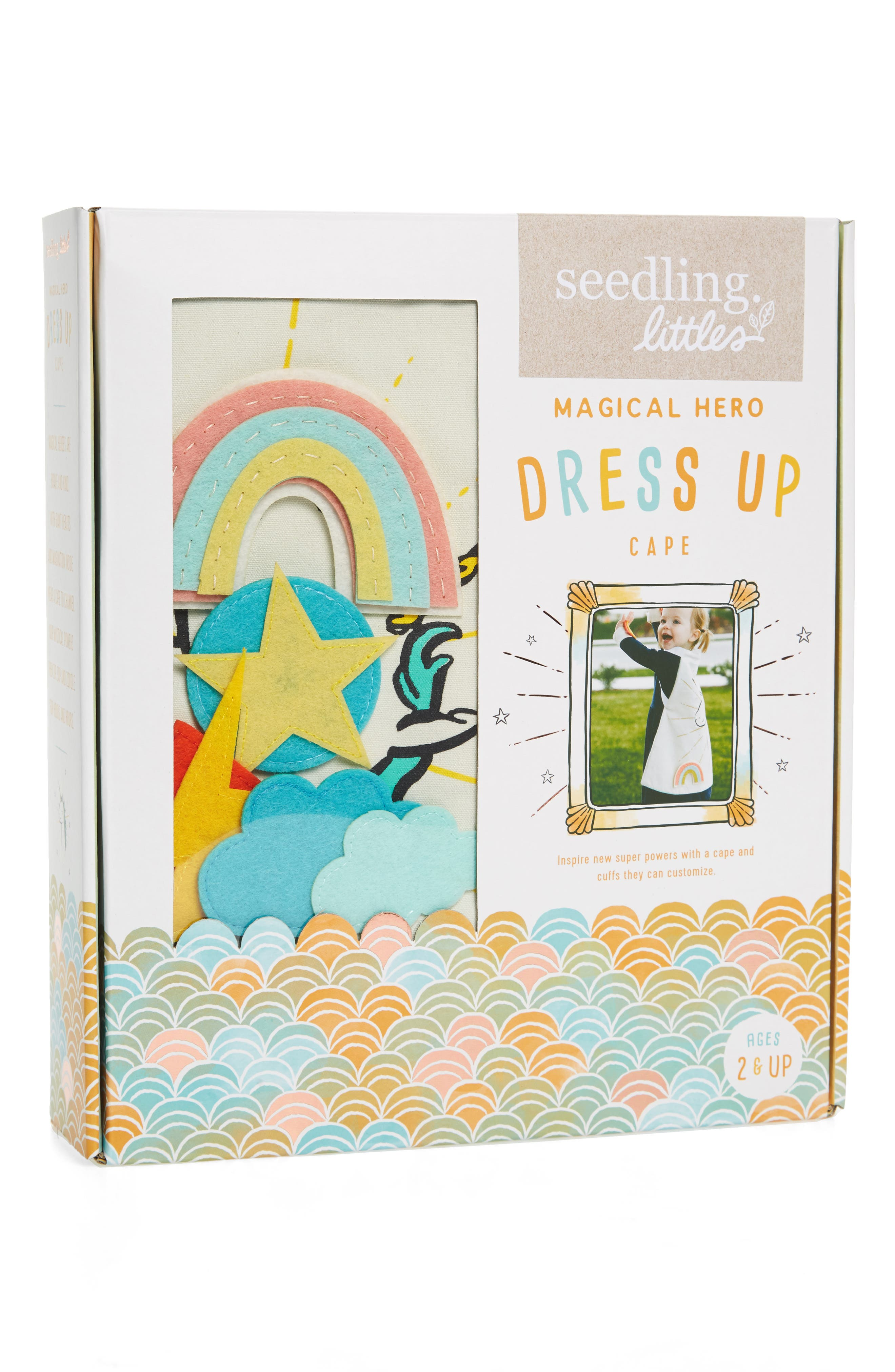 seedling Magical Hero Dress Up Cape Craft Kit