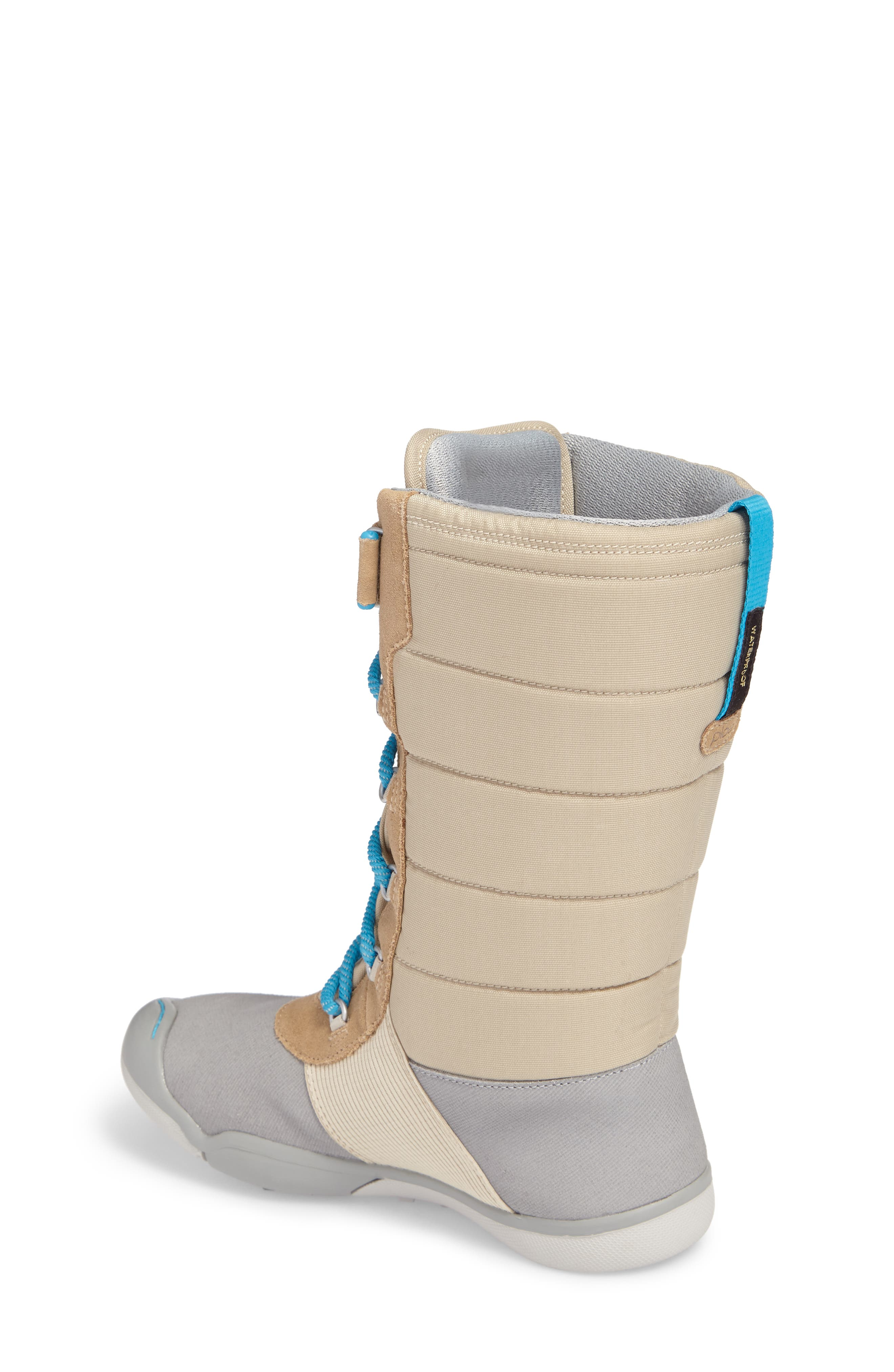 Alternate Image 2  - PLAE Jack Customizable Waterproof Boot (Toddler & Little Kid)