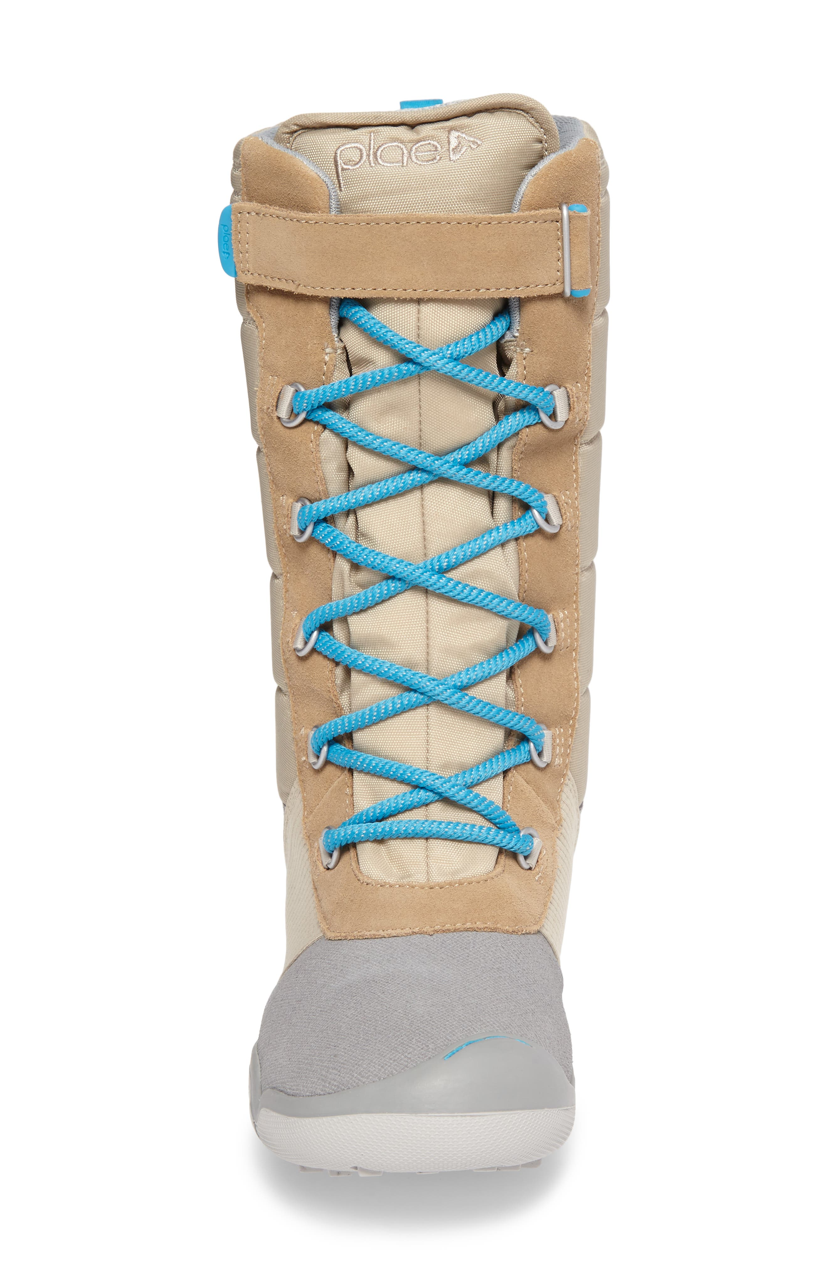 Jack Customizable Waterproof Boot,                             Alternate thumbnail 4, color,                             Light