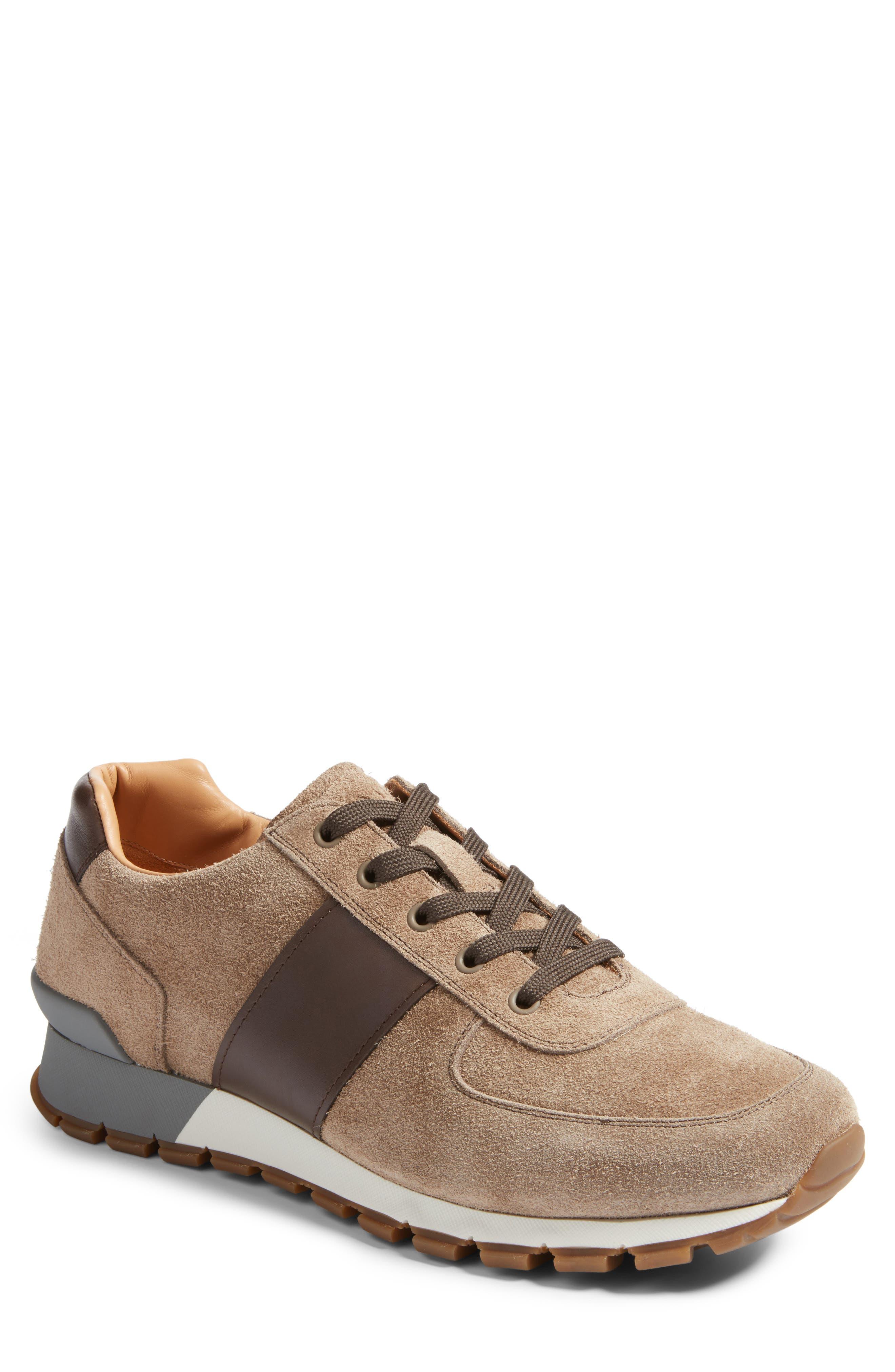 Alternate Image 1 Selected - Prada Sneaker (Men)