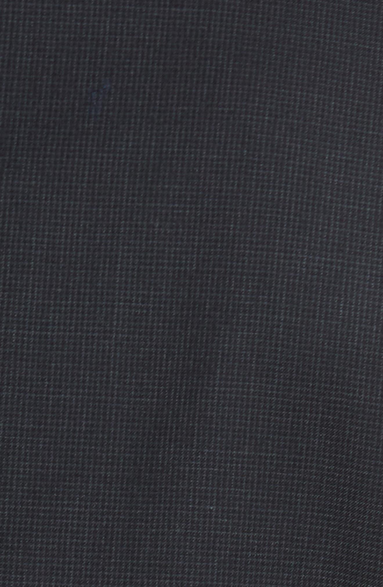Alternate Image 7  - Nordstrom Men's Shop Classic Fit Check Wool Suit