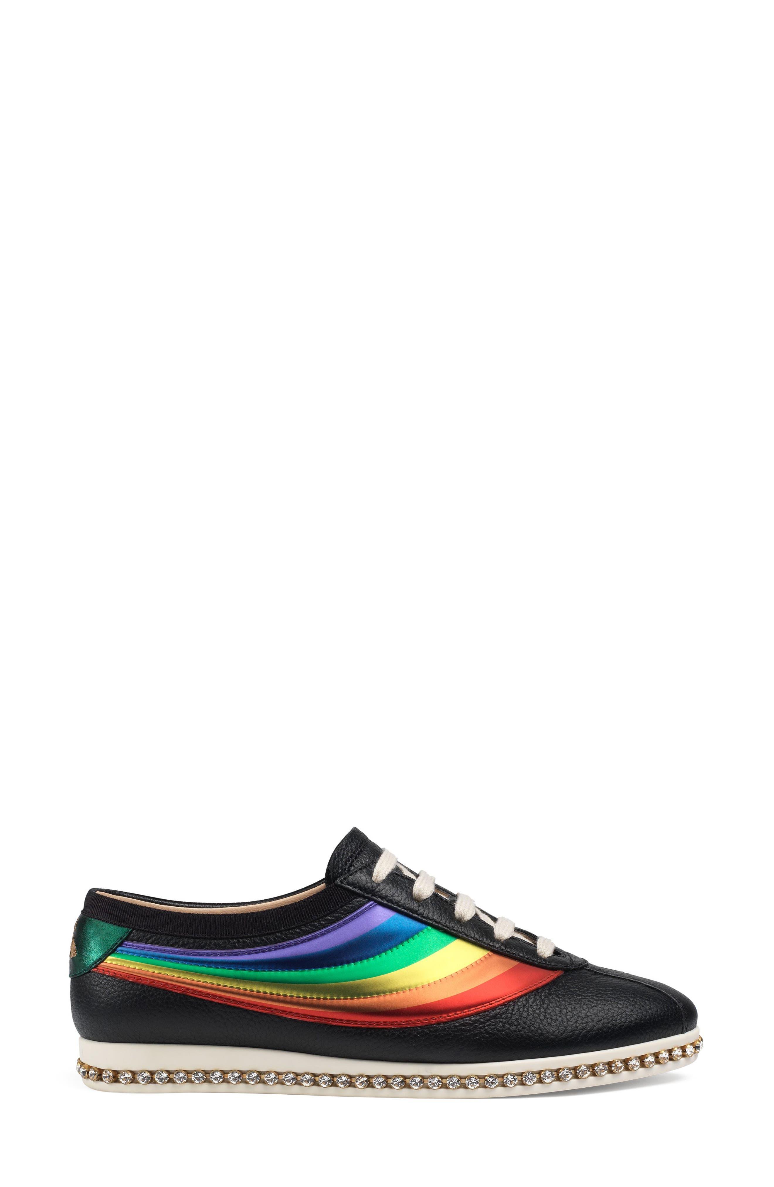 Falacer Sneaker,                             Alternate thumbnail 2, color,                             Black