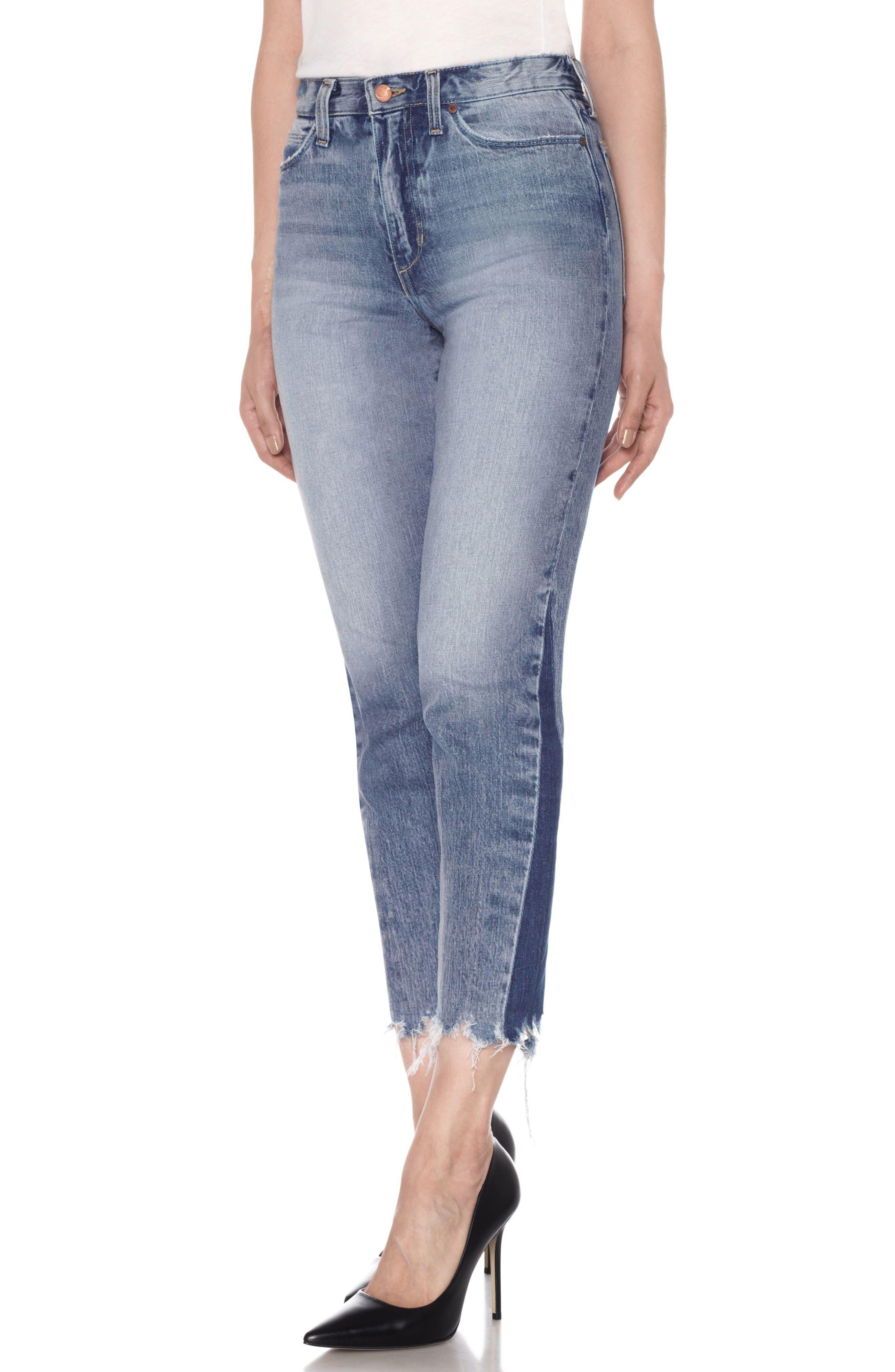 Smith Ankle Slim Boyfriend Jeans,                         Main,                         color, Prairie