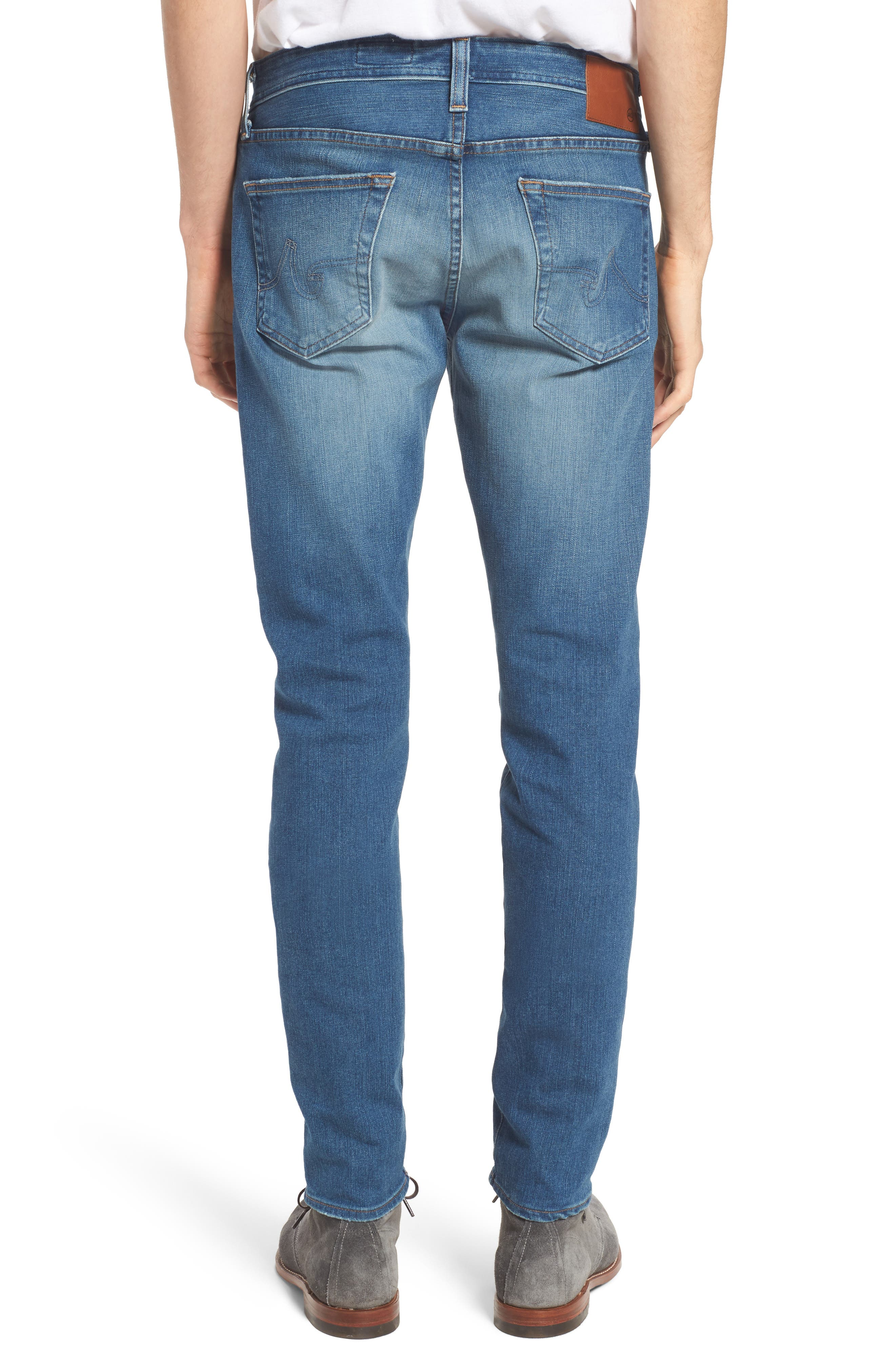 Dylan Slim Skinny Fit Jeans,                             Alternate thumbnail 2, color,                             Audition