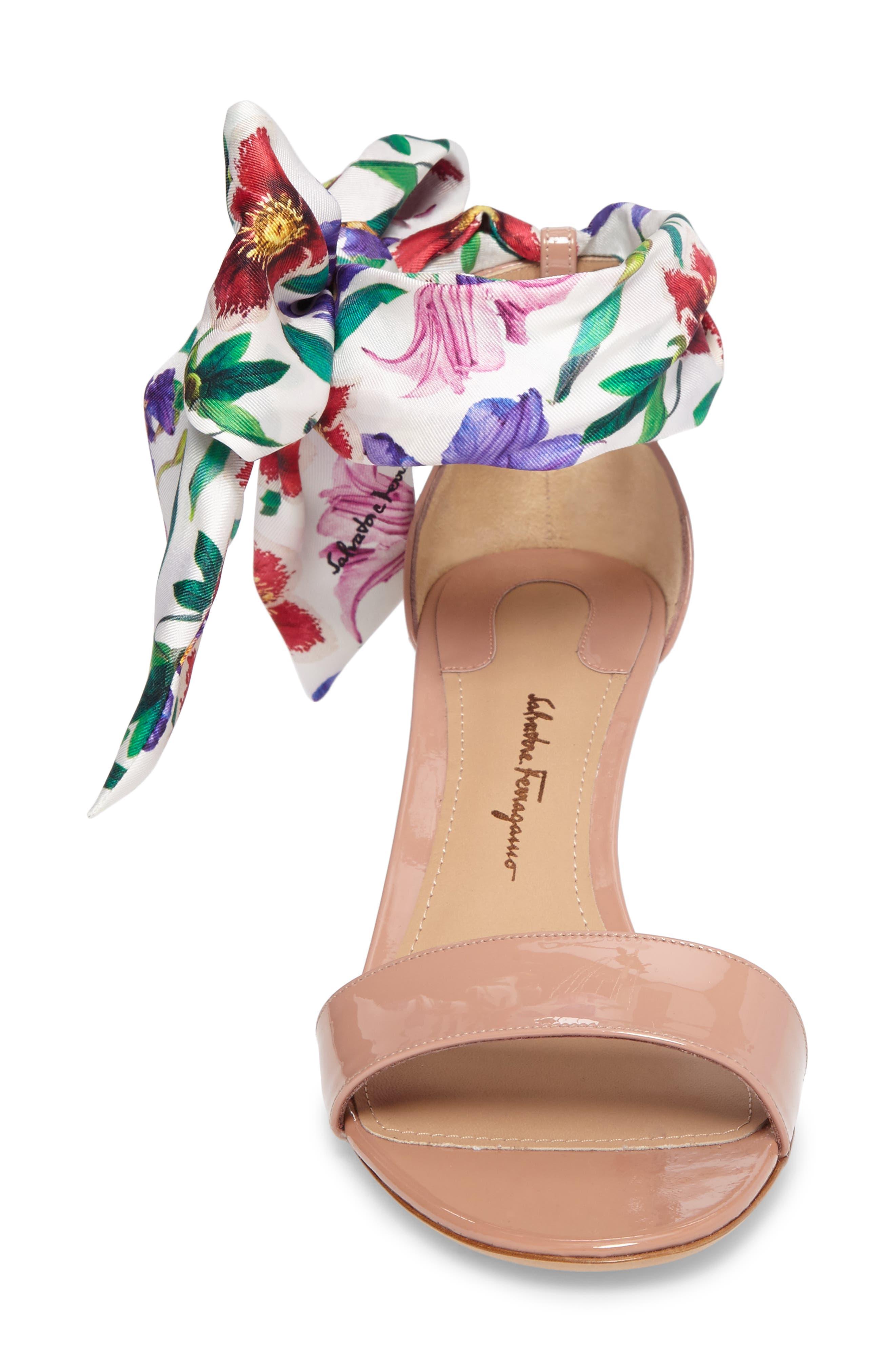 Tursi Sandal,                             Alternate thumbnail 4, color,                             New Blush