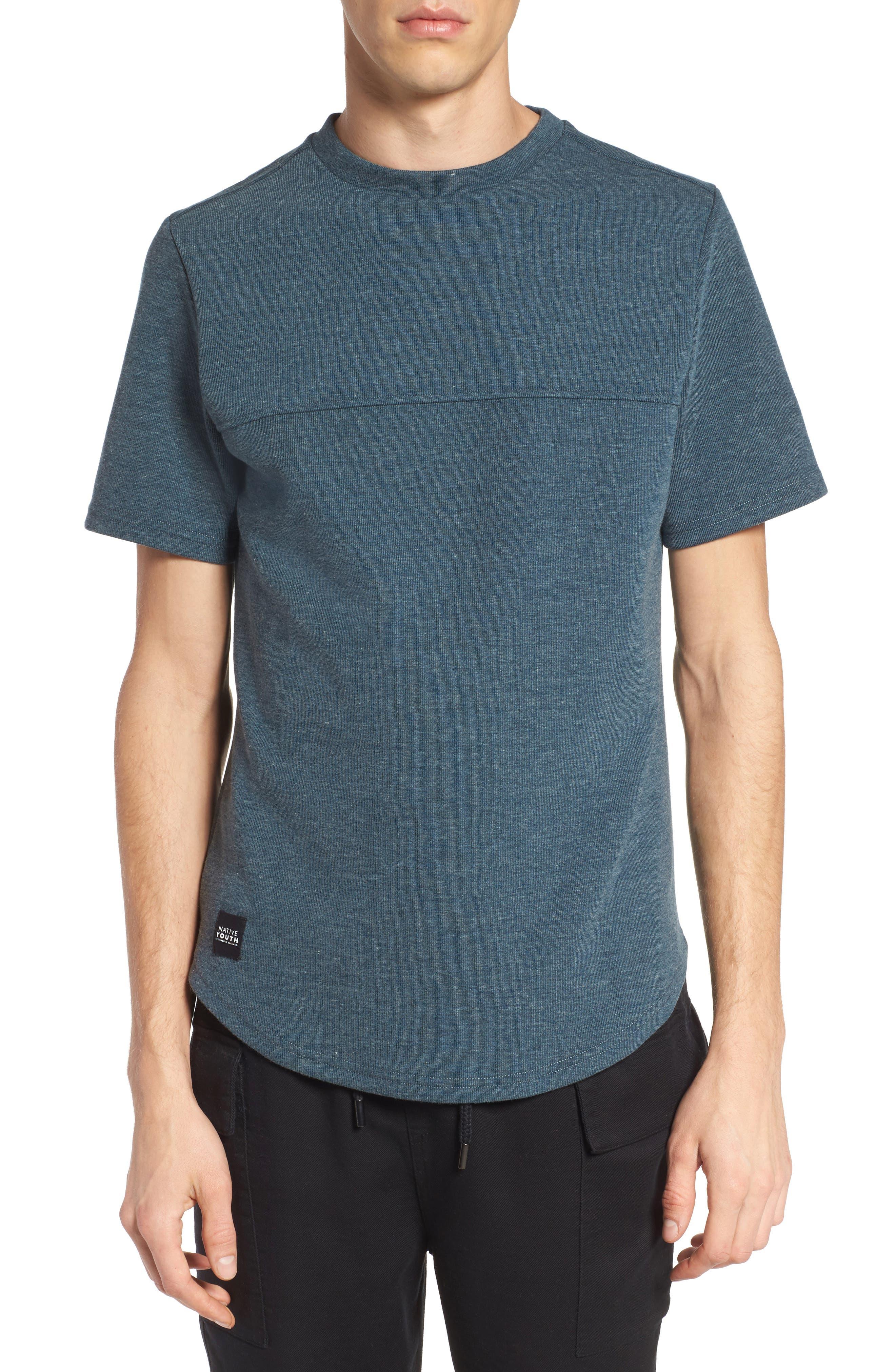 Onyx T-Shirt,                         Main,                         color, Teal
