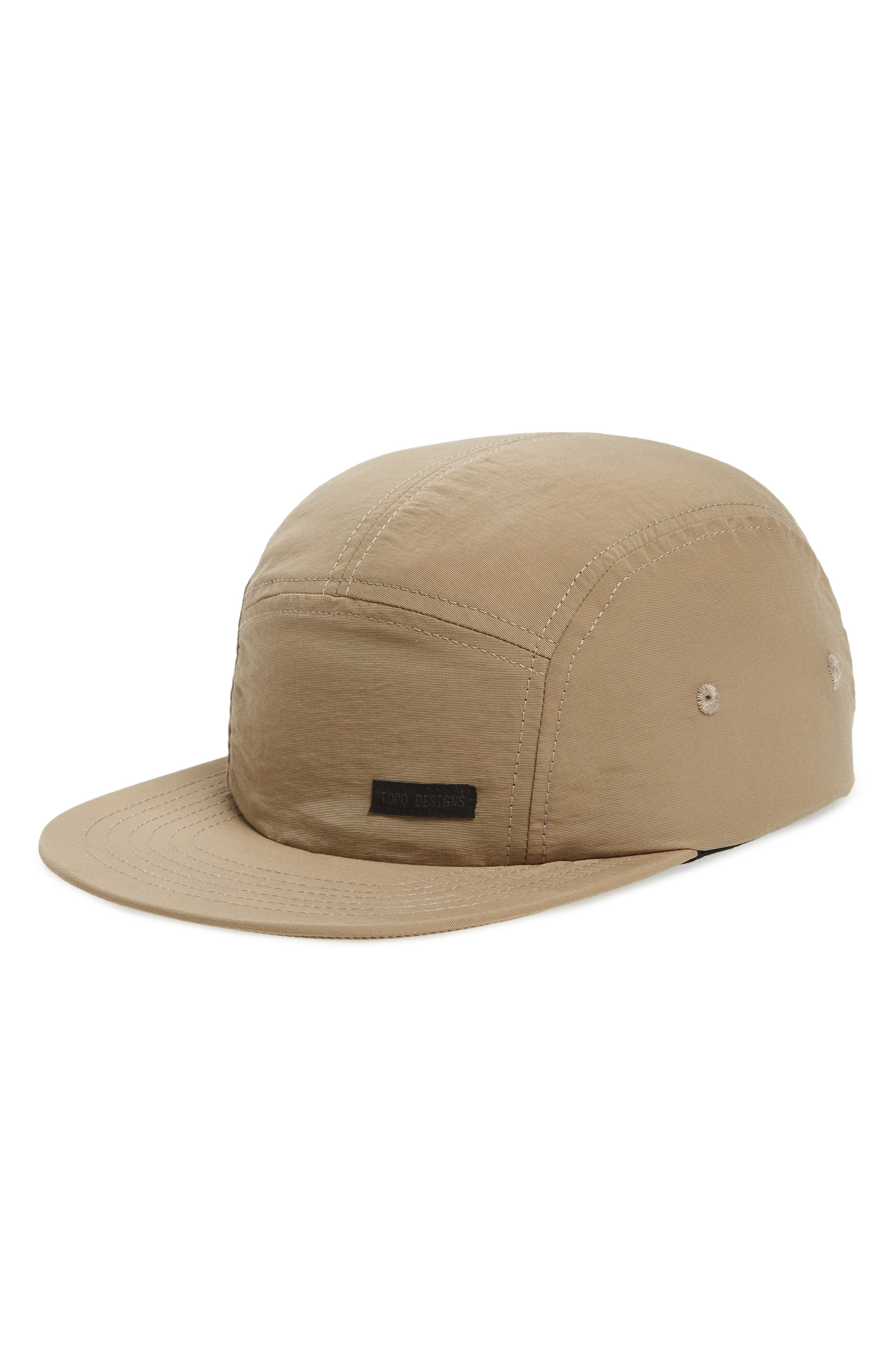 Topo Designs Nylon Camp Cap