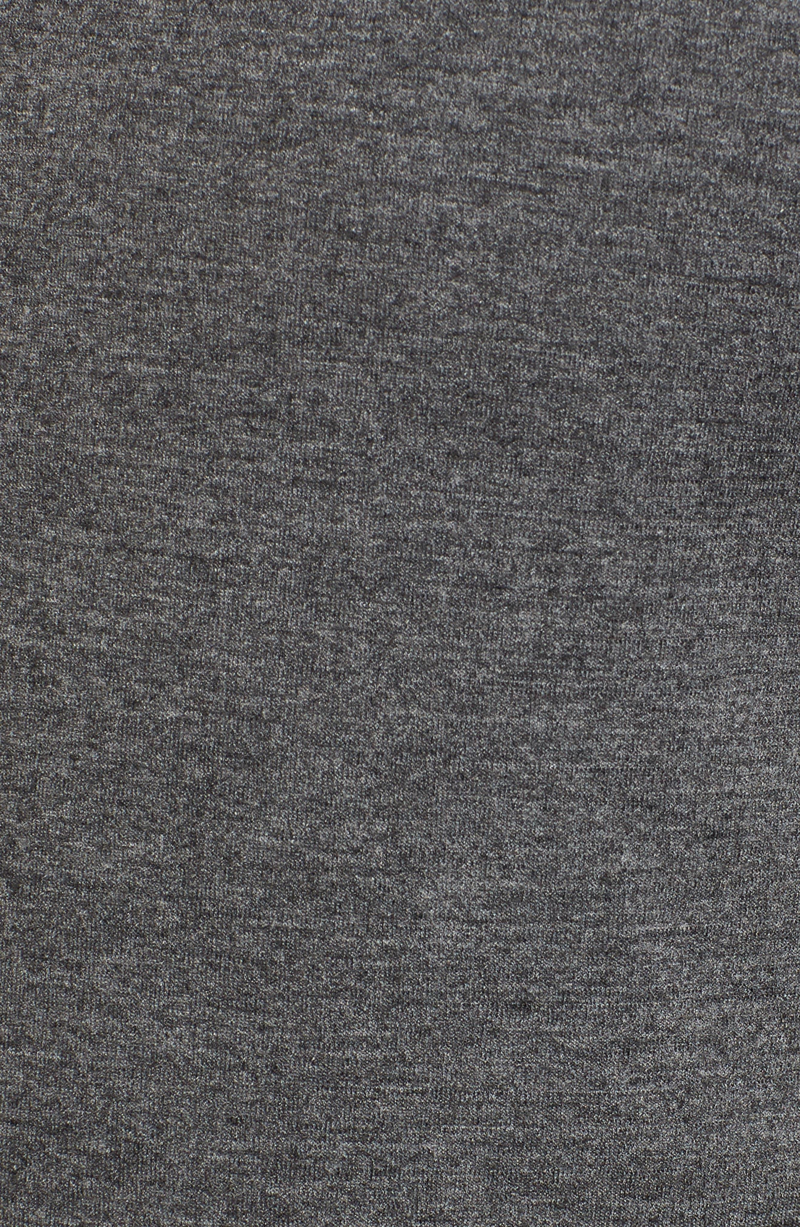 Fleece Jacket,                             Alternate thumbnail 5, color,                             Grey Magnet Heather