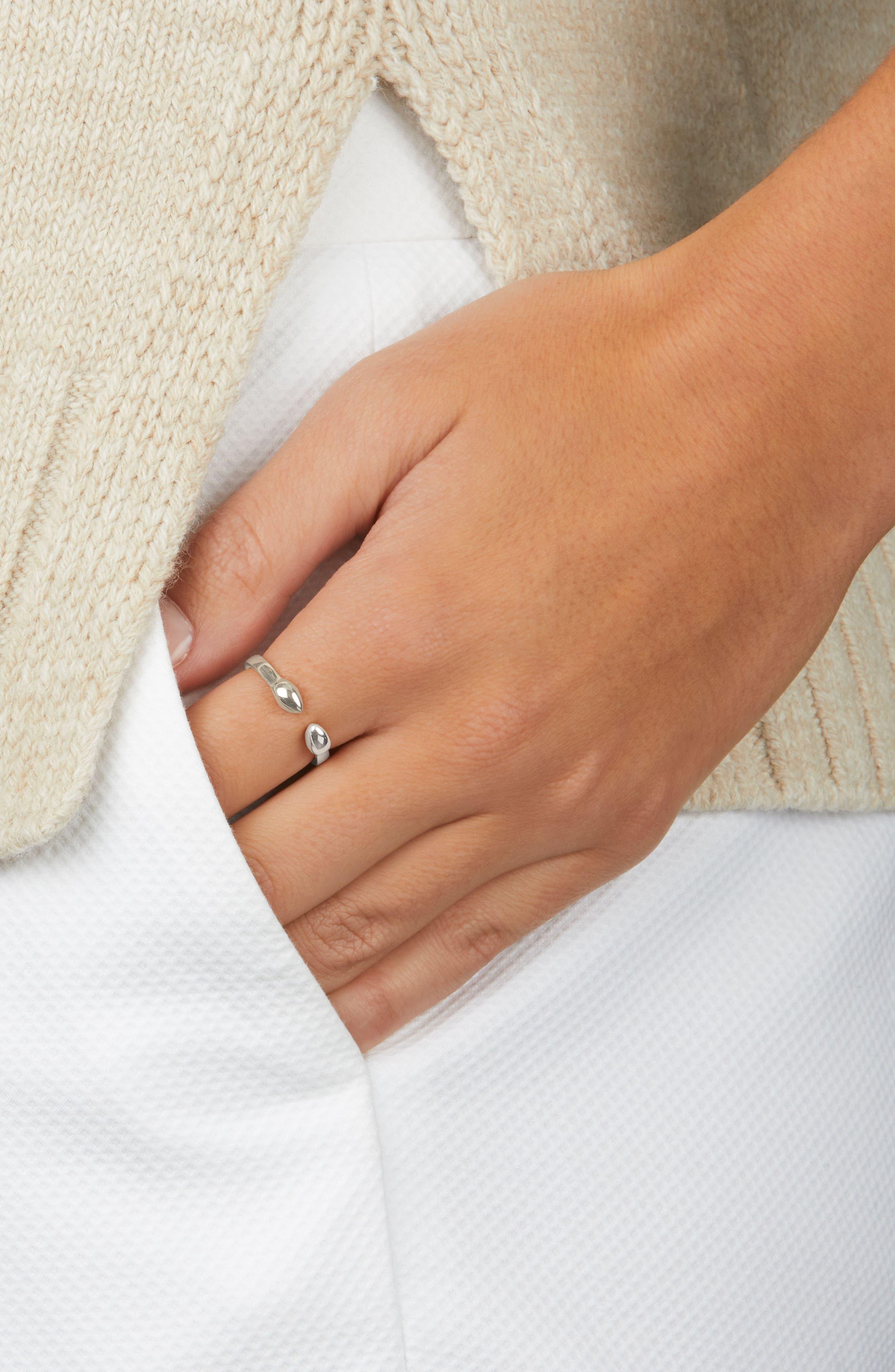Alternate Image 2  - Monica Vinader Fiji Bud Ring