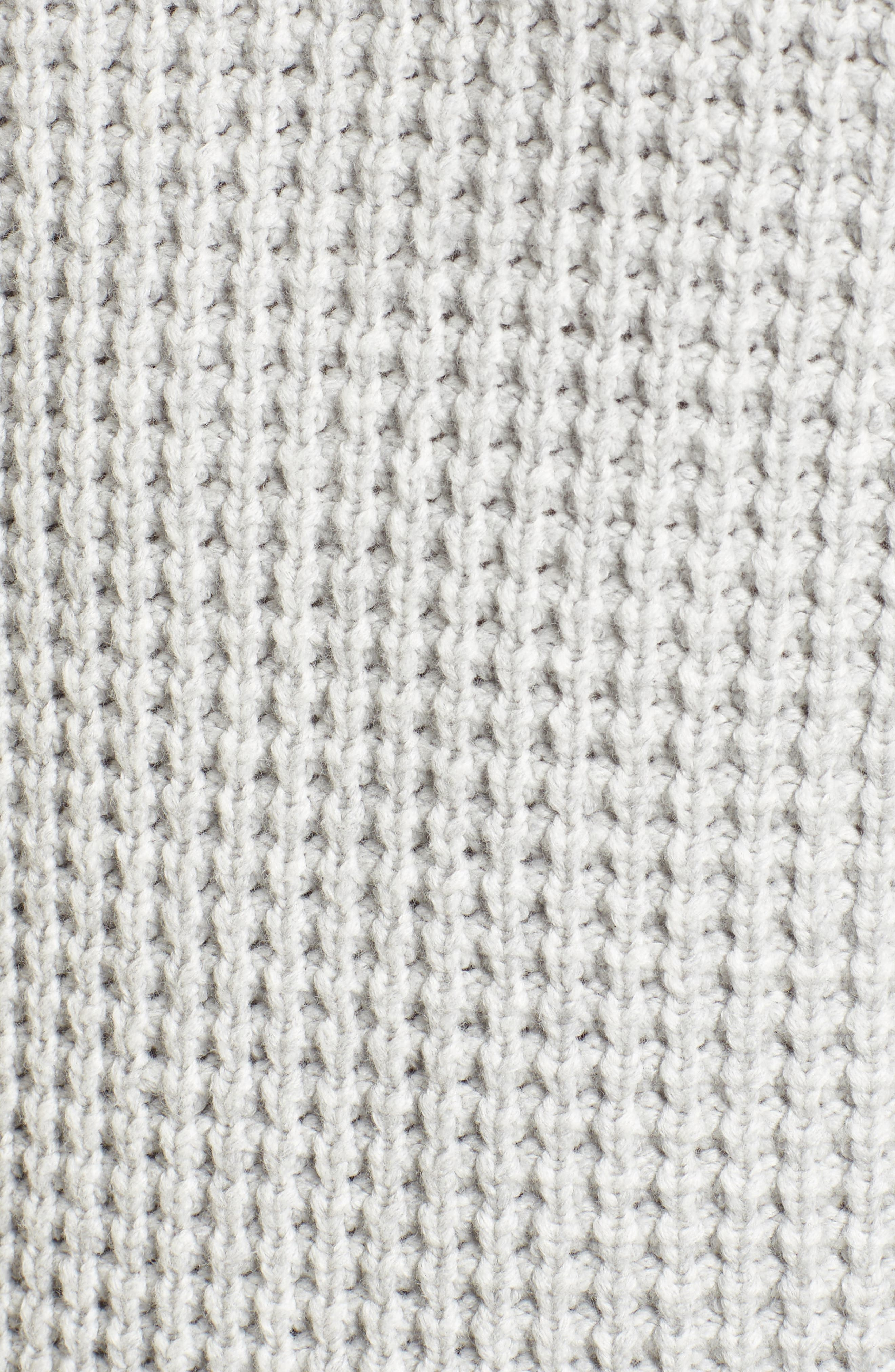 Alternate Image 6  - Calibrate Heavyweight Mixed Knit Crewneck Sweater