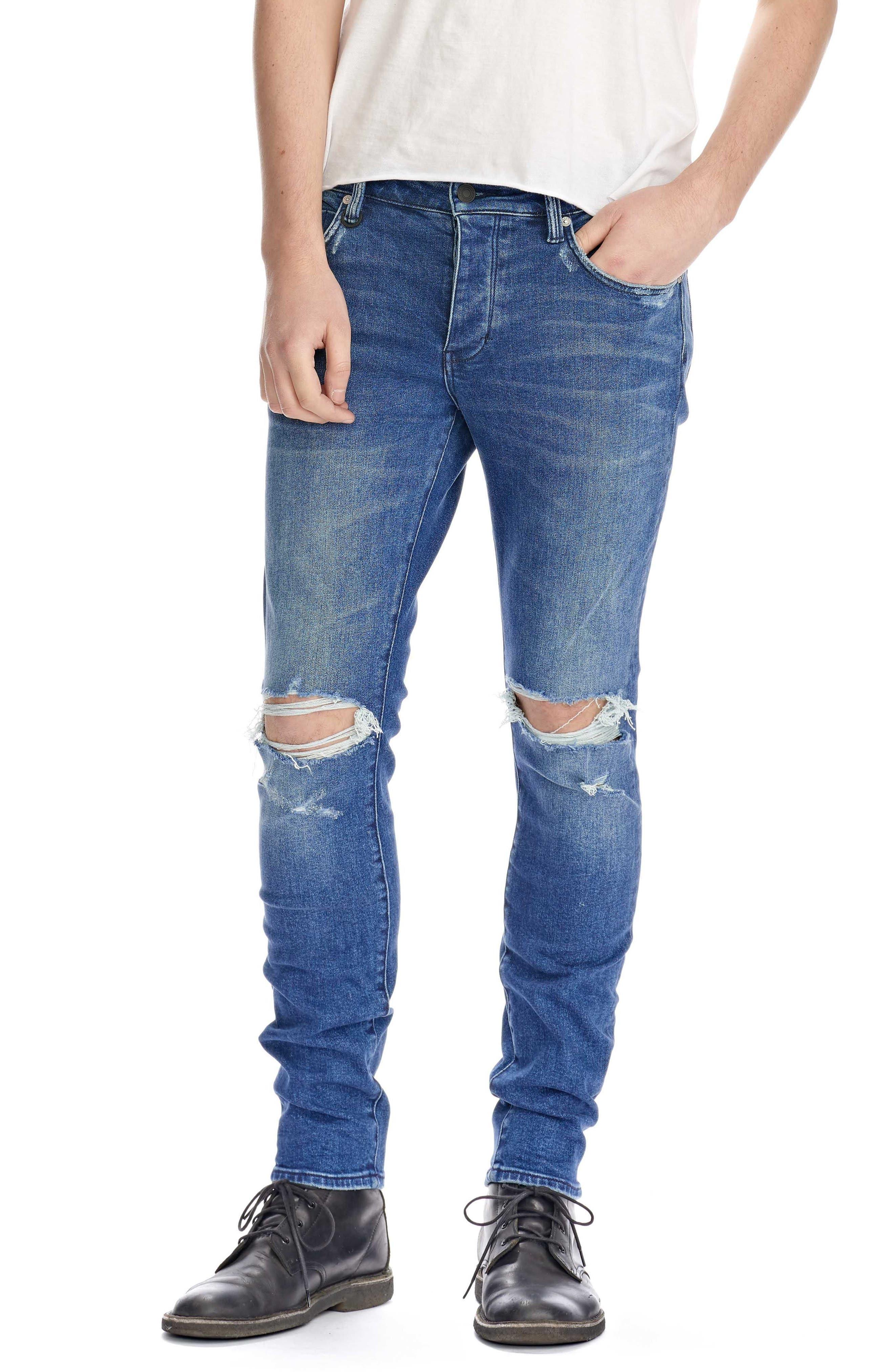 Alternate Image 1 Selected - NEUW Iggy Skinny Fit Jeans (Exodus)