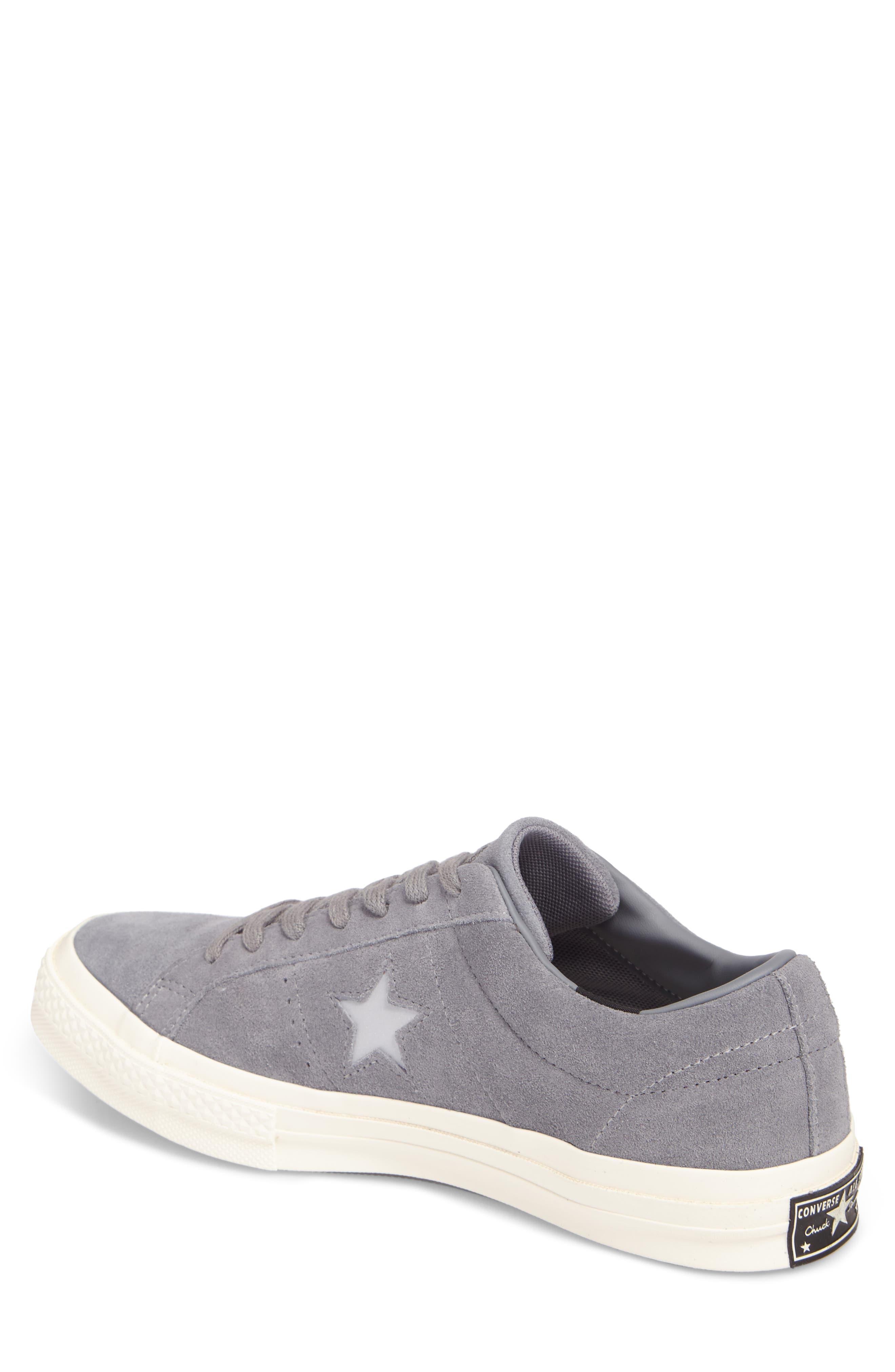 Alternate Image 2  - Converse One Star Sneaker (Men)