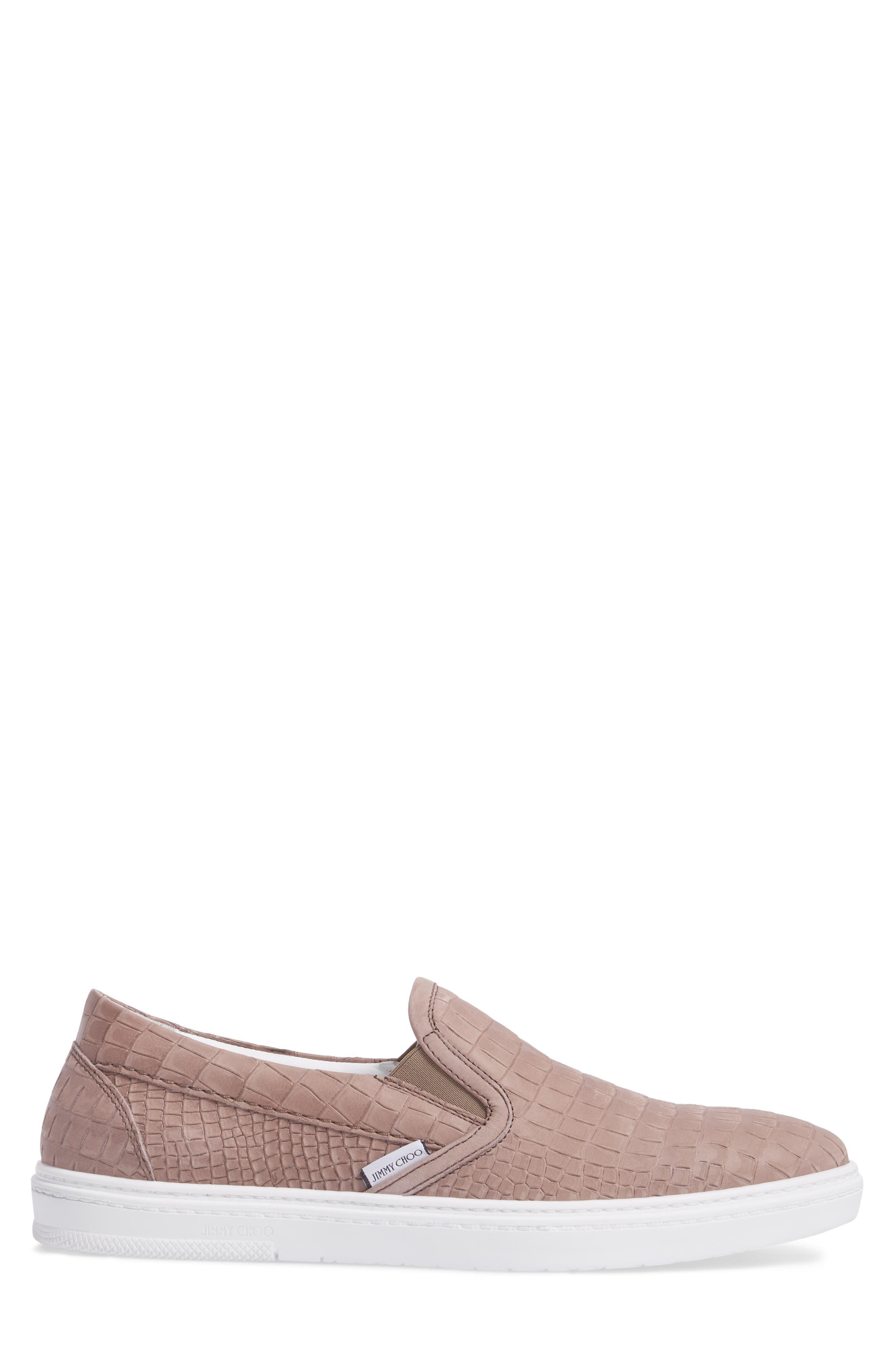 Slip-On Sneaker,                             Alternate thumbnail 3, color,                             Opal