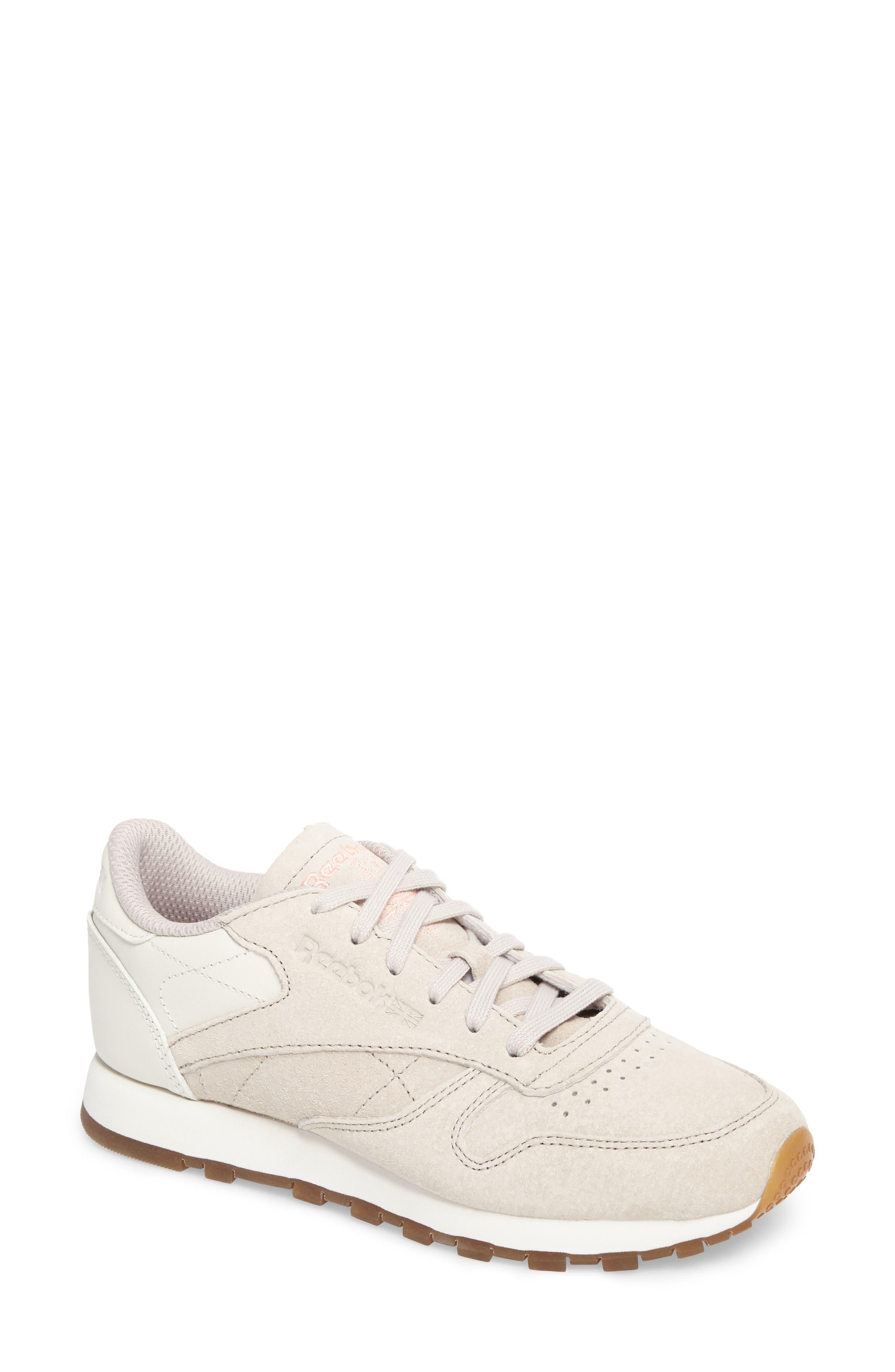 Alternate Image 1 Selected - Reebok Classic Sneaker (Women)