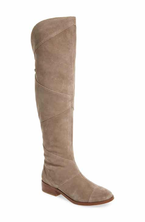 cc75f4eceee Sole Society Tiff Over the Knee Boot (Women)