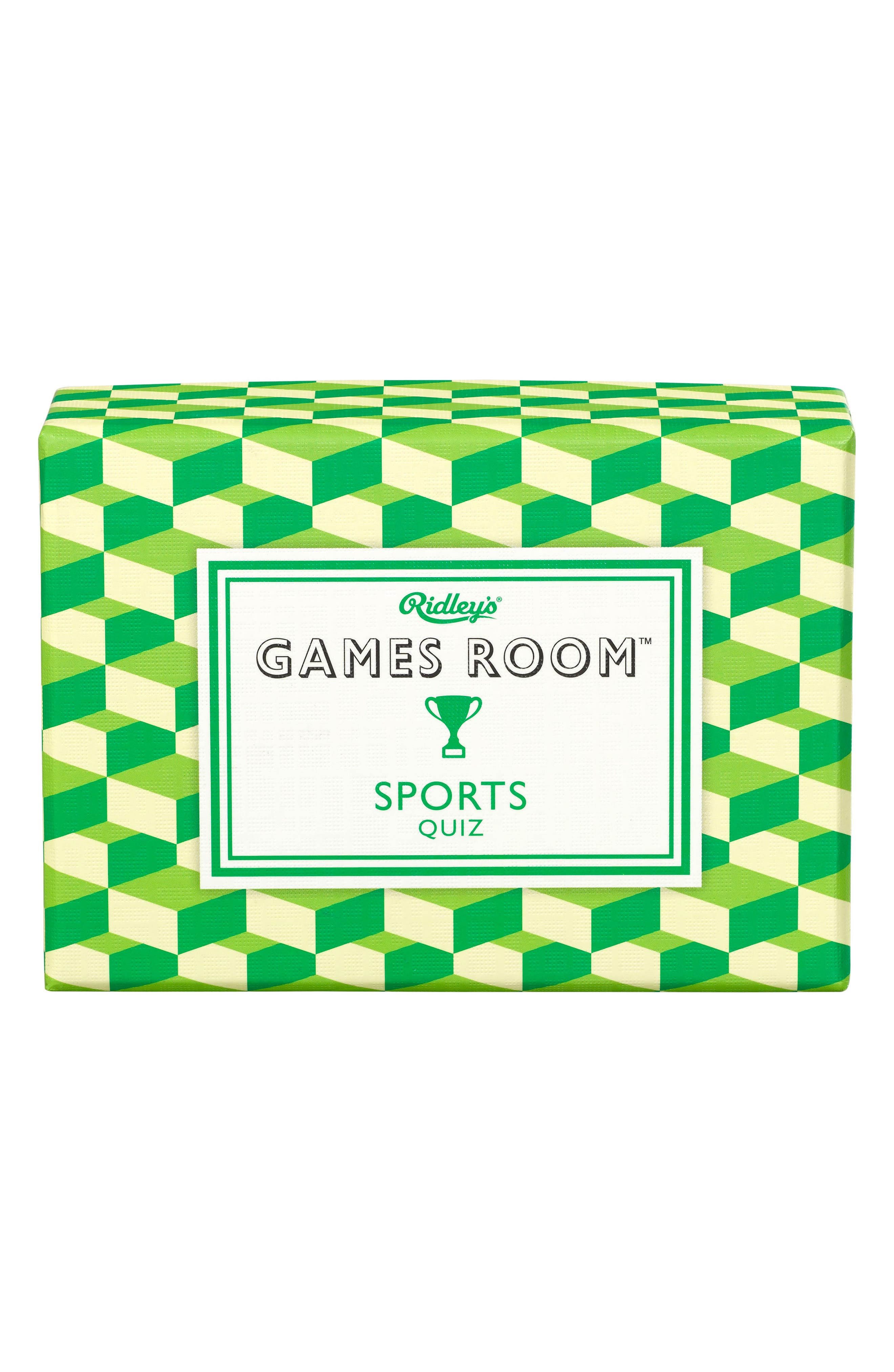Wild and Wolf Ridley's® Sports Quiz