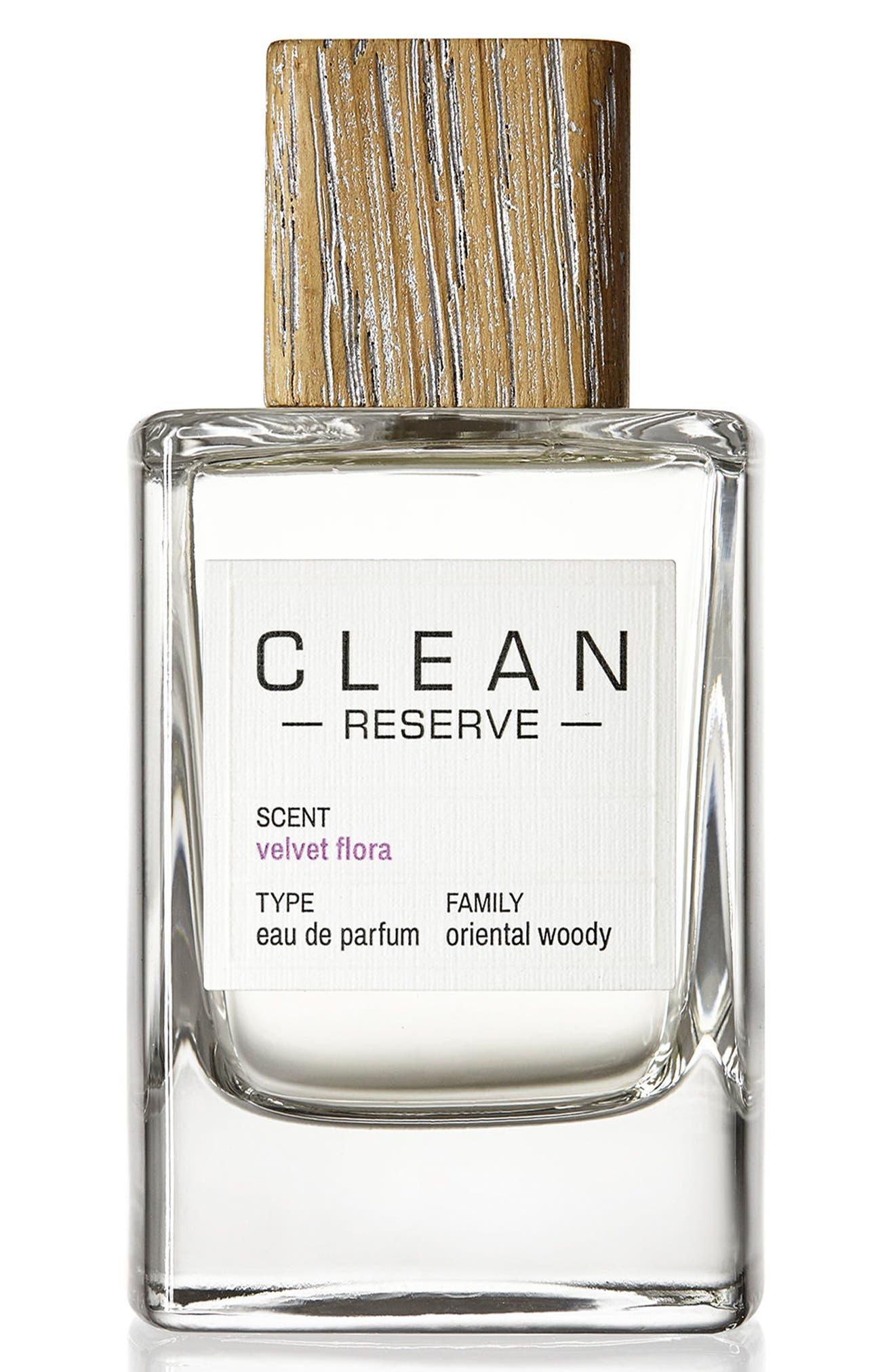 Alternate Image 1 Selected - Clean Reserve Velvet Flora Eau de Parfum